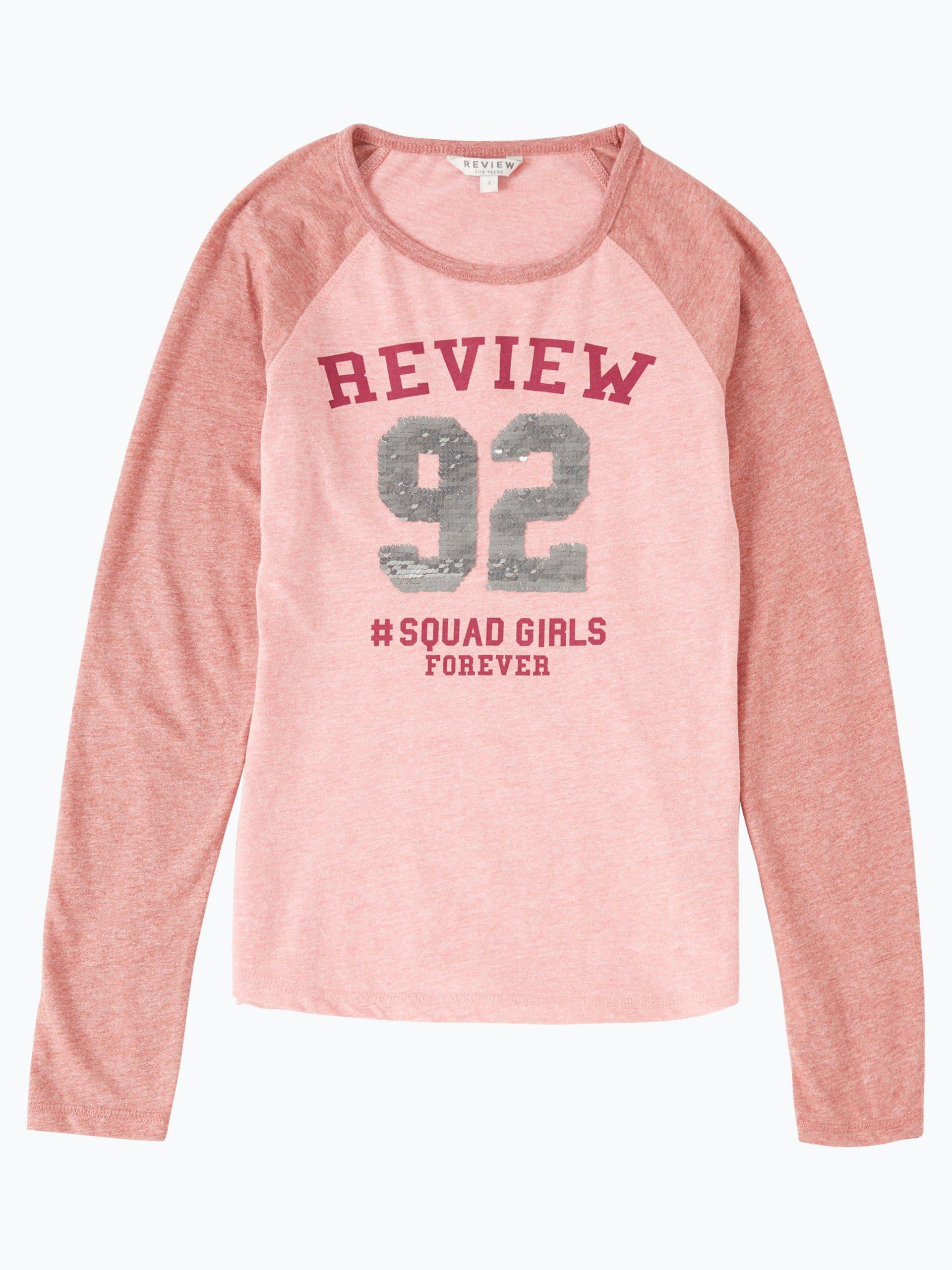 Review Mädchen Shirt