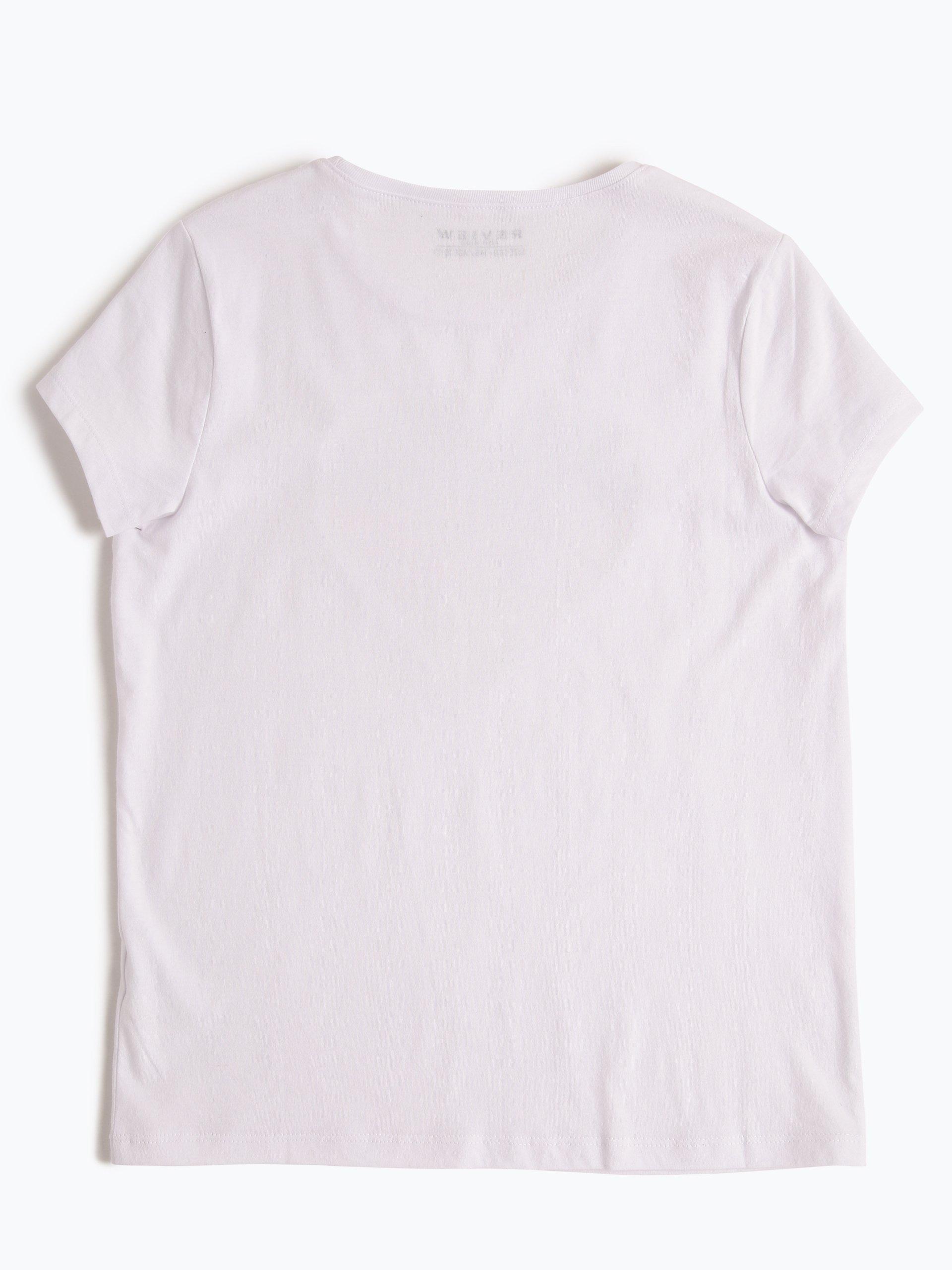 review m dchen t shirt wei uni online kaufen peek und. Black Bedroom Furniture Sets. Home Design Ideas