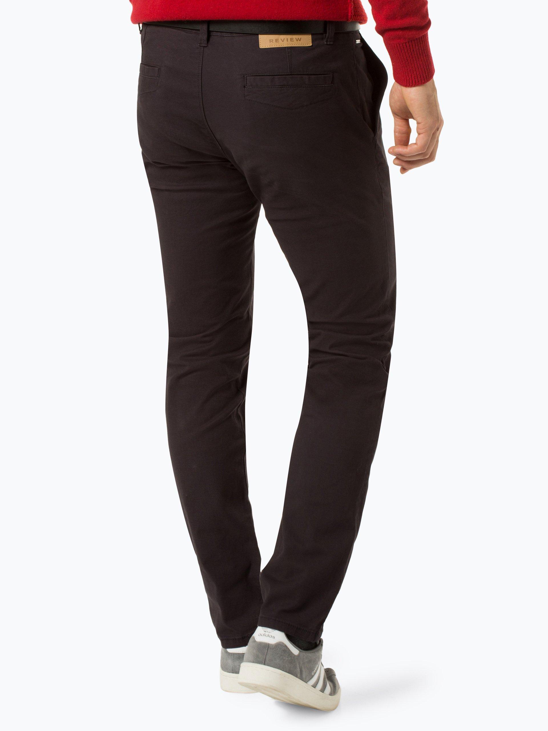 Review Spodnie męskie