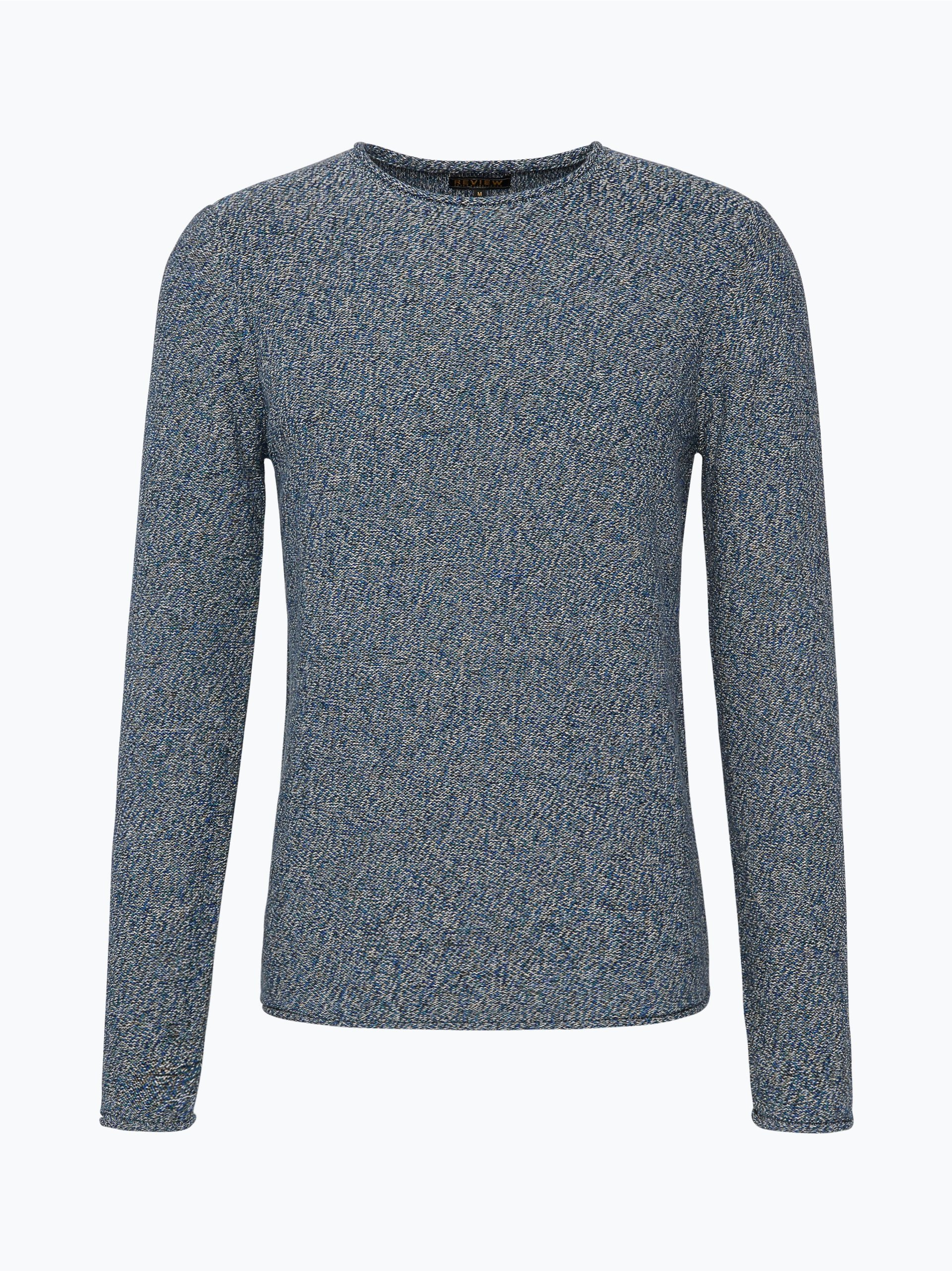 Review Sweter męski