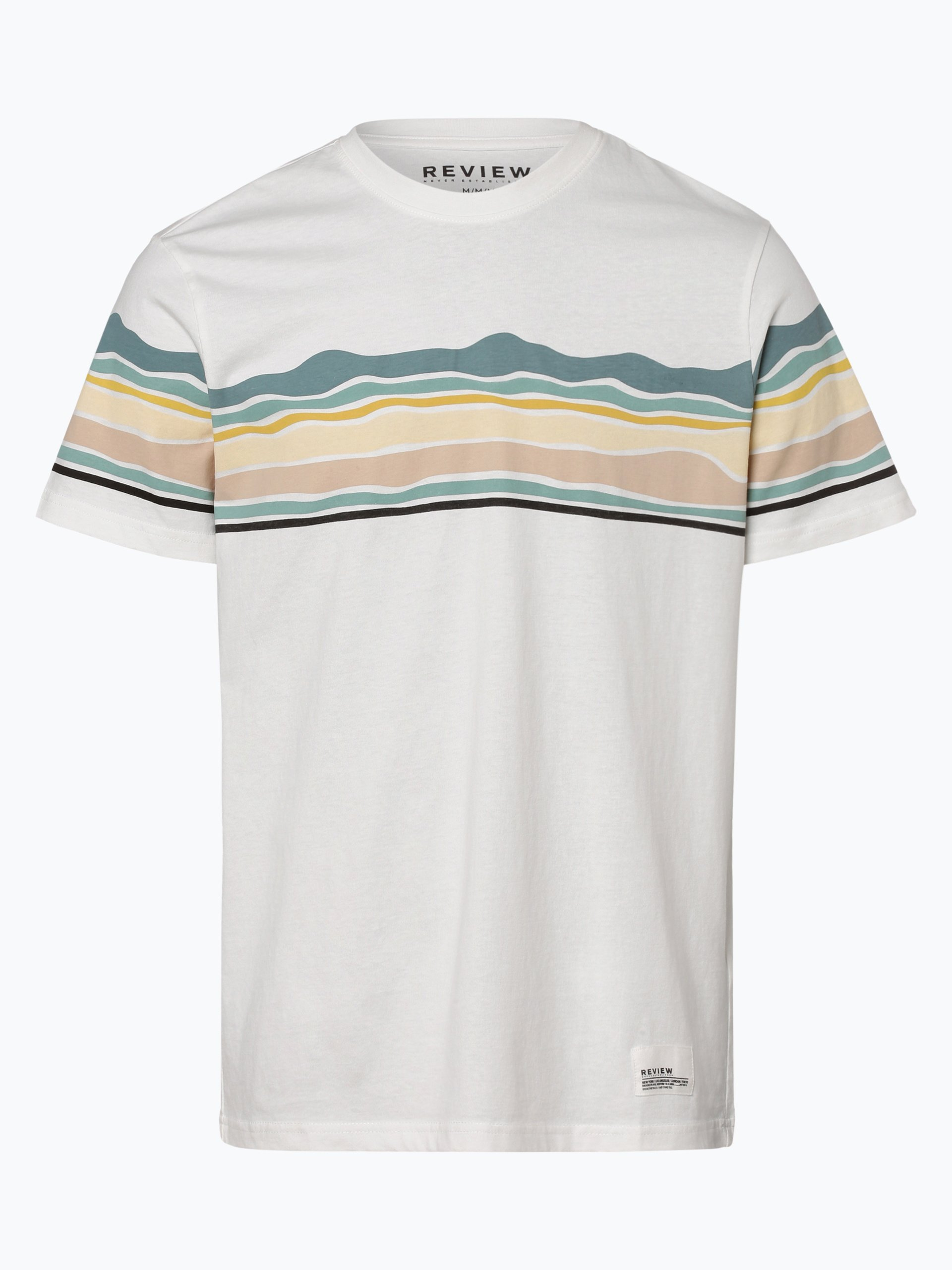 Review T-shirt męski