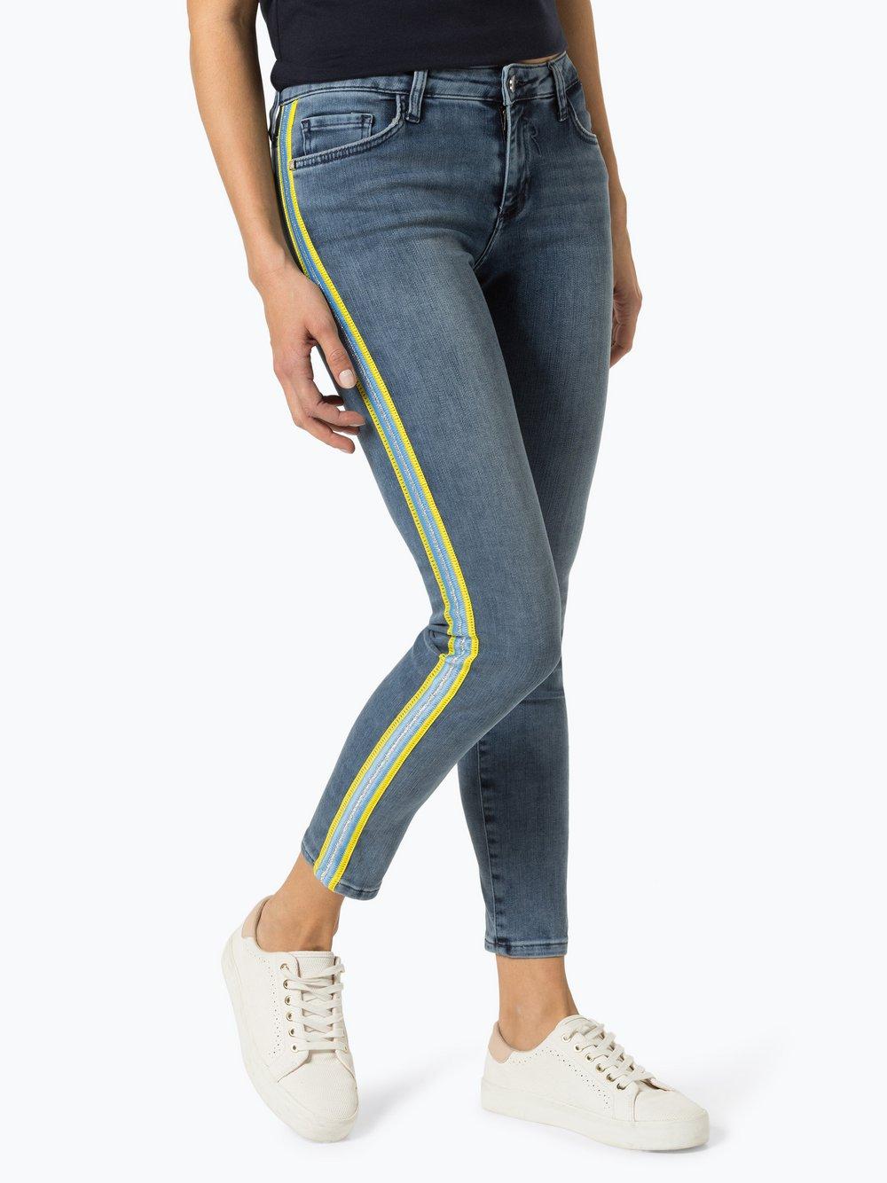 Damen Jeans Midi