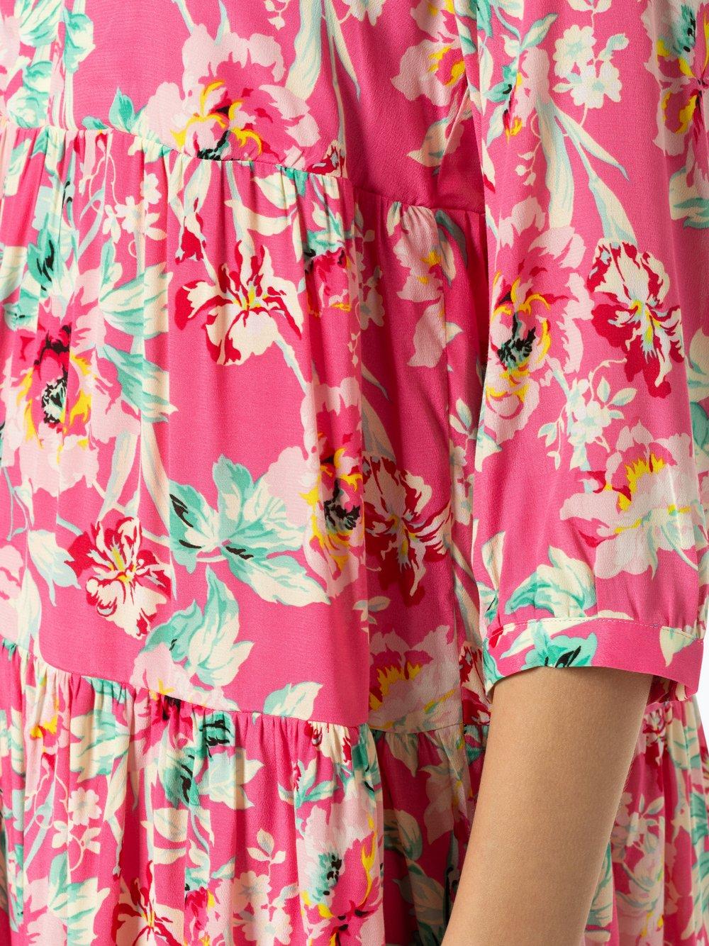 rich/&royal Damen Kleid mit V-Ausschnitt Partykleid