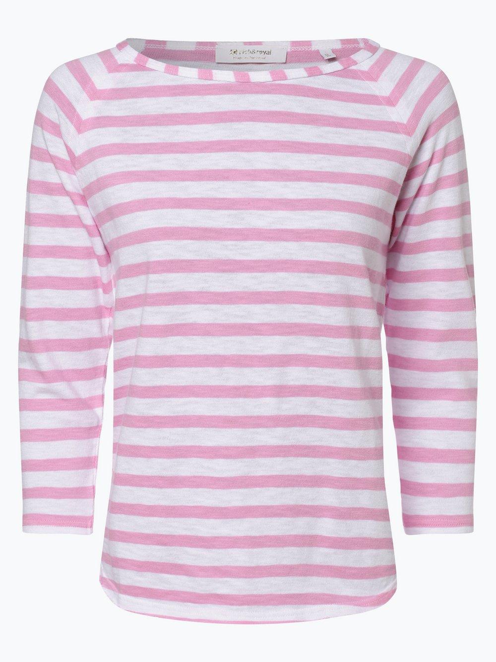 Rich & Royal Damen Langarmshirt online kaufen   PEEK UND