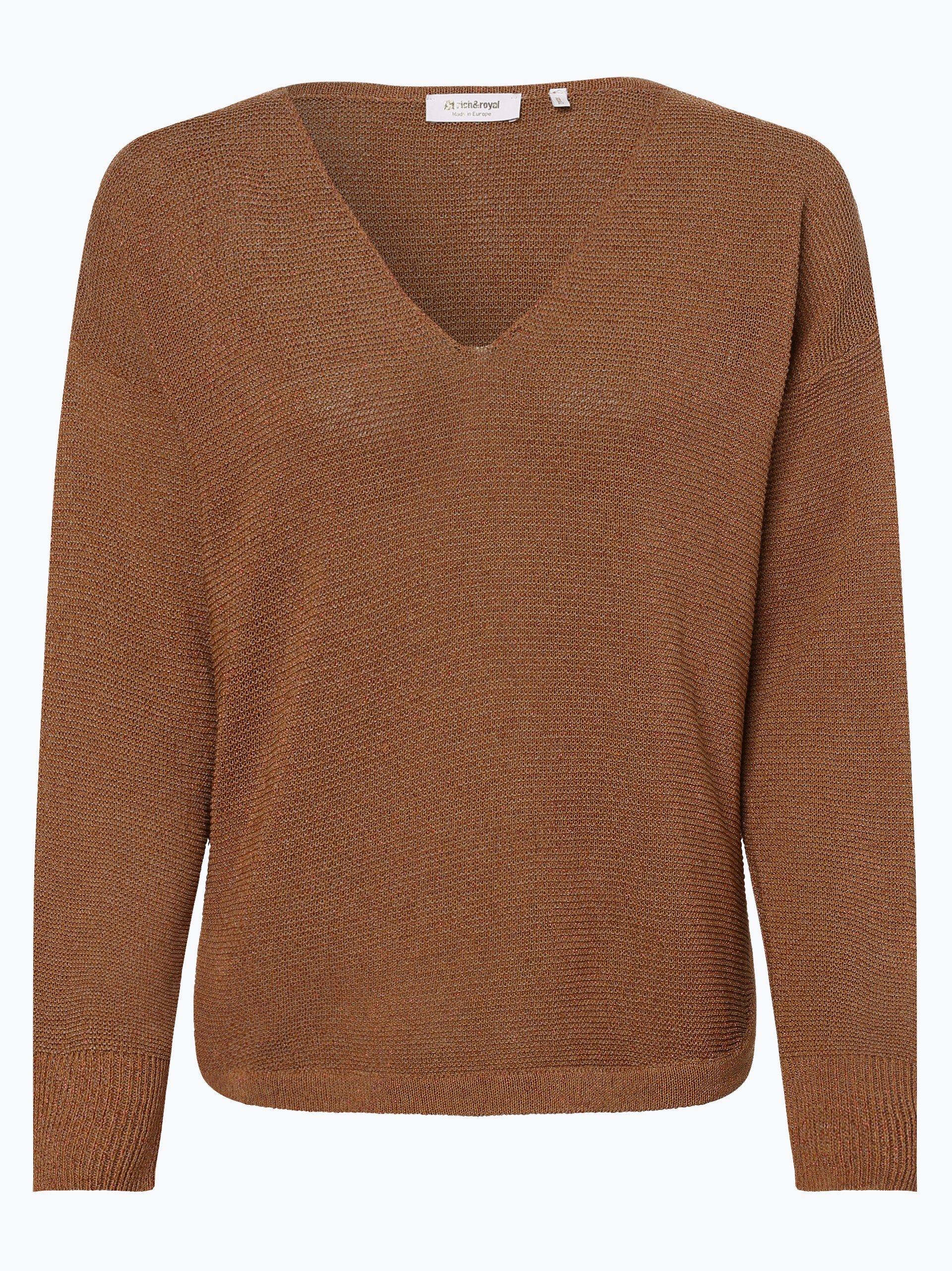 Rich & Royal Damen Pullover