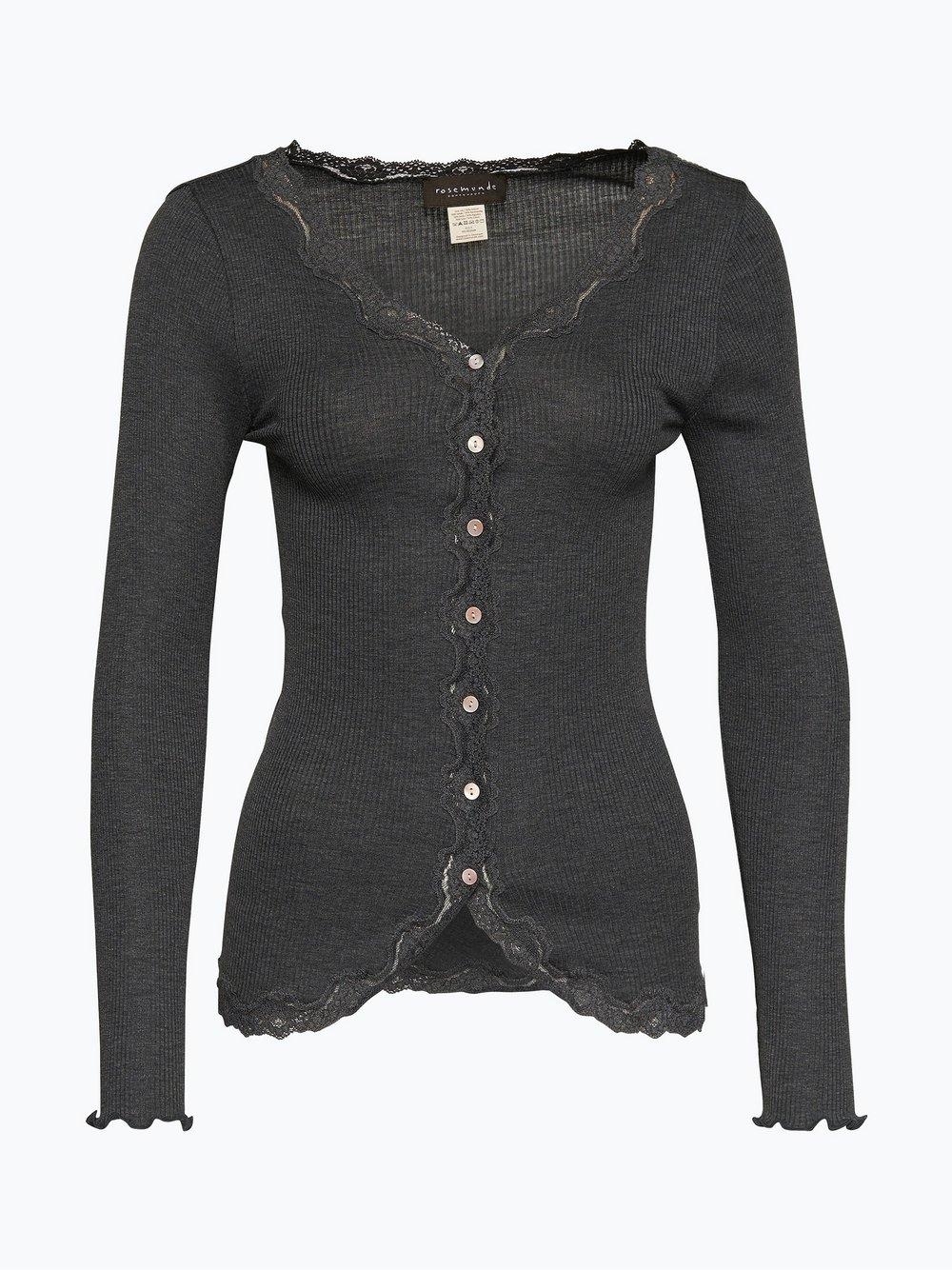 rosemunde Damen Shirtjacke mit Seiden-Anteil  2  online kaufen ... fdaa77fd25
