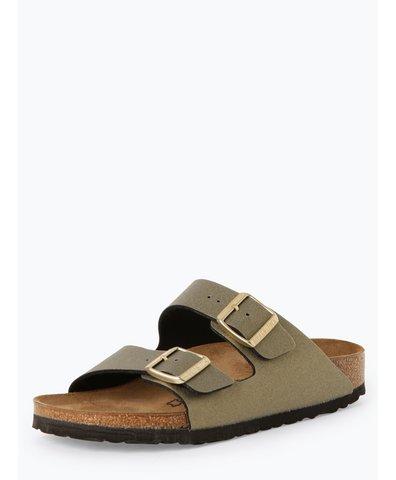Sandały damskie z dodatkiem skóry – Arizona BS