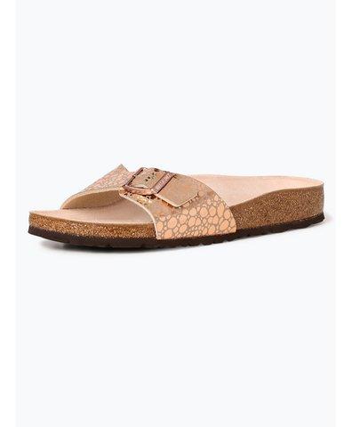 Sandały damskie z dodatkiem skóry – Madrid BS