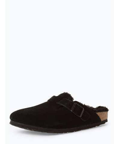 Sandały damskie ze skóry – Boston Fur