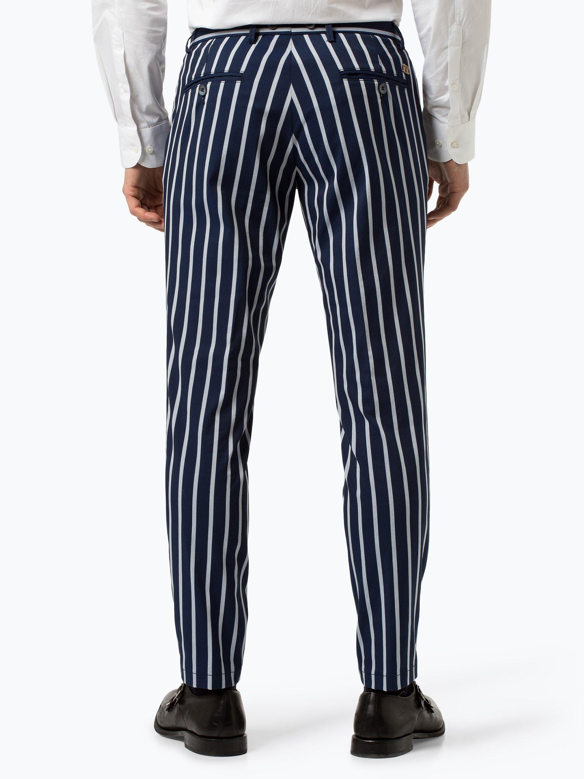 Savile Row Męskie spodnie od garnituru modułowego – Cabel
