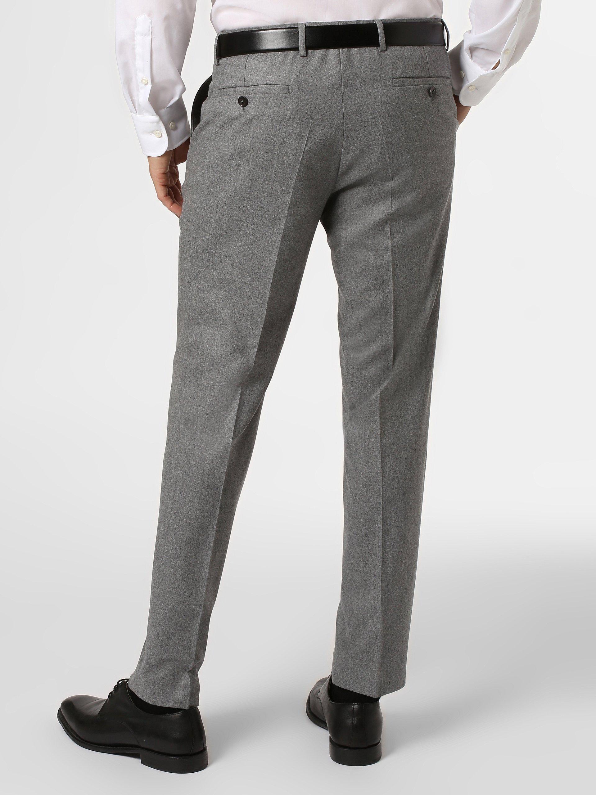 Savile Row Męskie spodnie od garnituru modułowego – Cruz