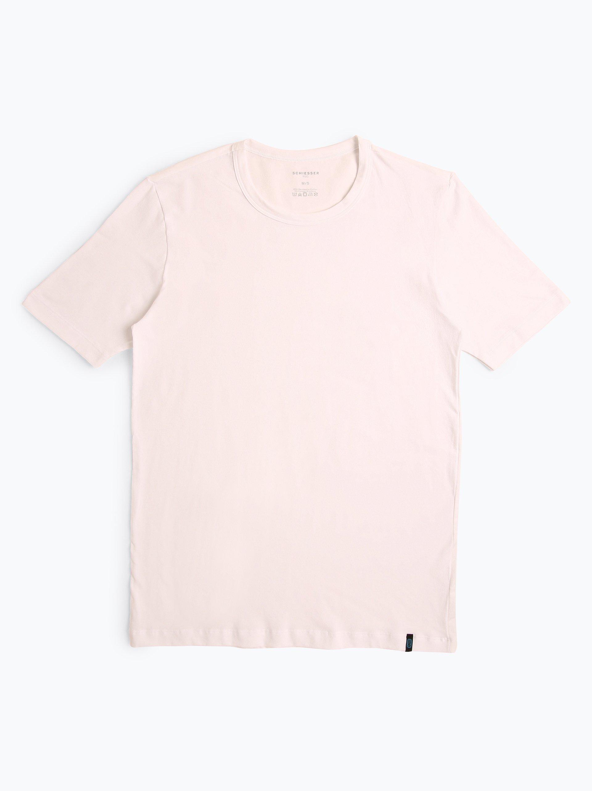 Schiesser T-shirt męski – 95/5