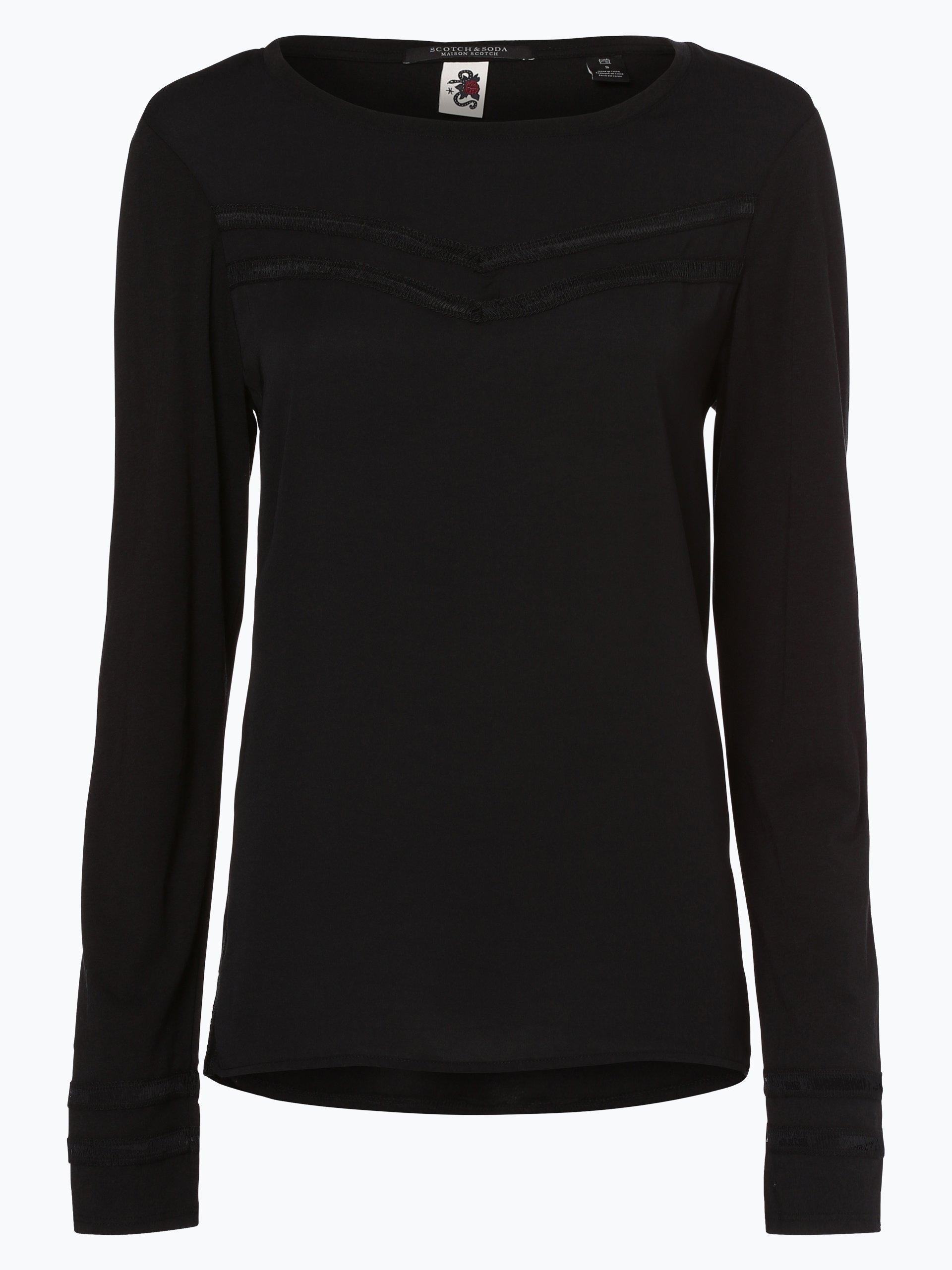 scotch soda damen langarmshirt 2 online kaufen peek und cloppenburg de. Black Bedroom Furniture Sets. Home Design Ideas