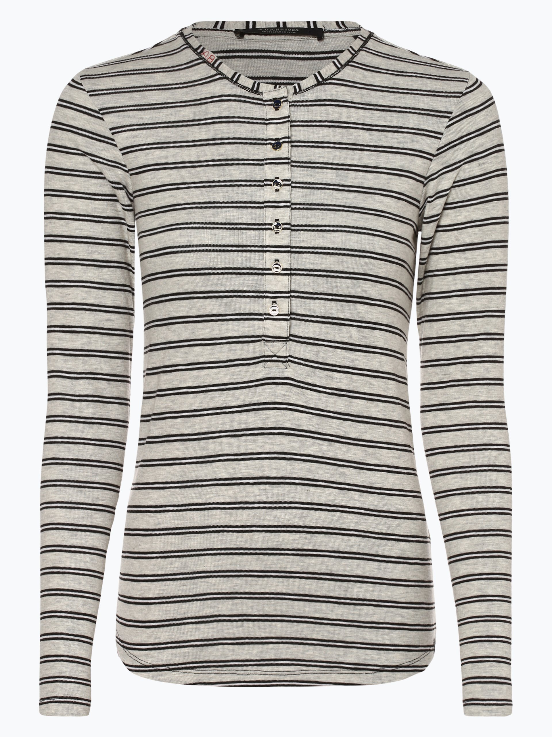 Scotch & Soda Damen Langarmshirt