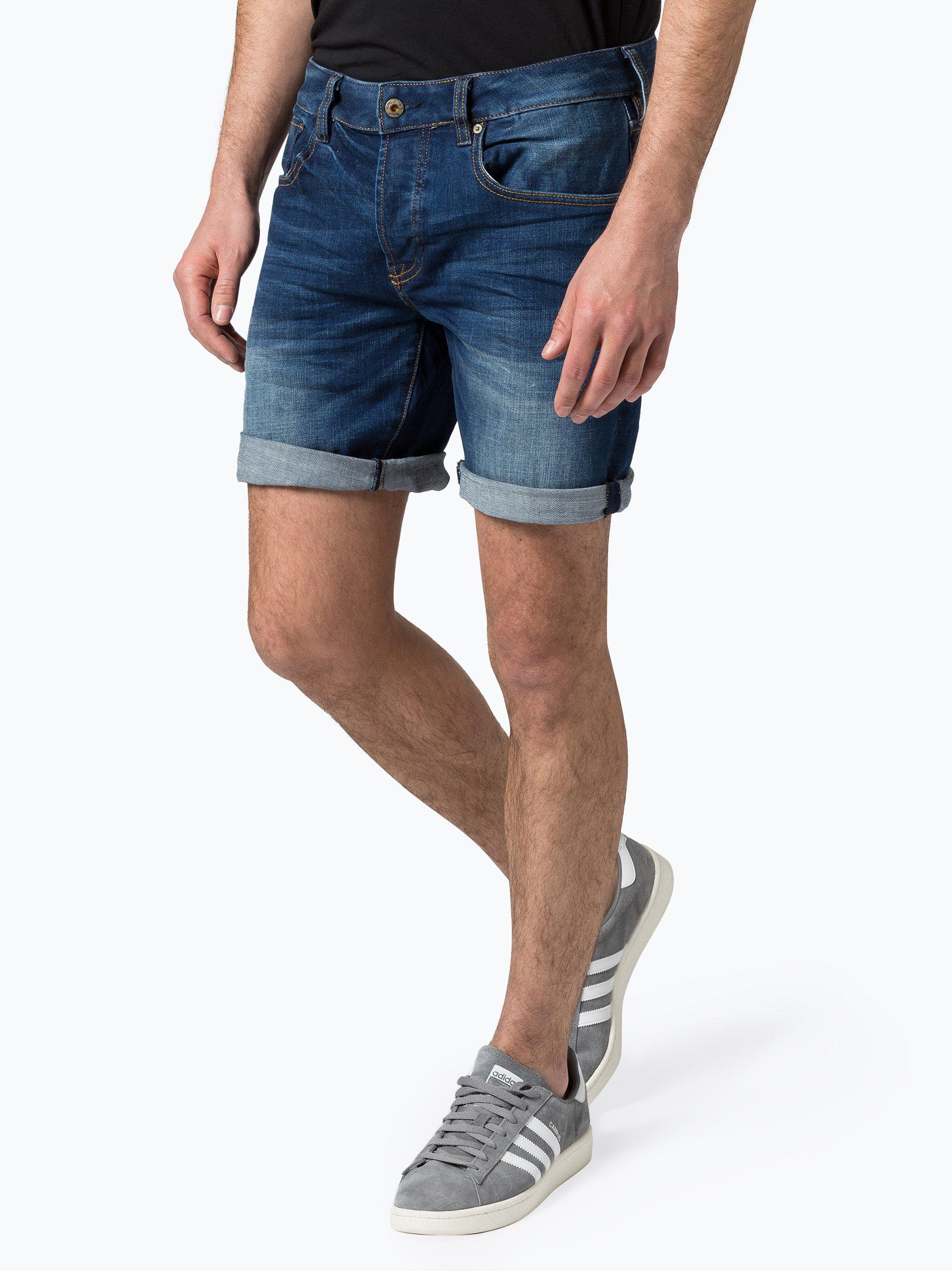scotch soda herren jeans shorts denim uni online kaufen vangraaf com. Black Bedroom Furniture Sets. Home Design Ideas