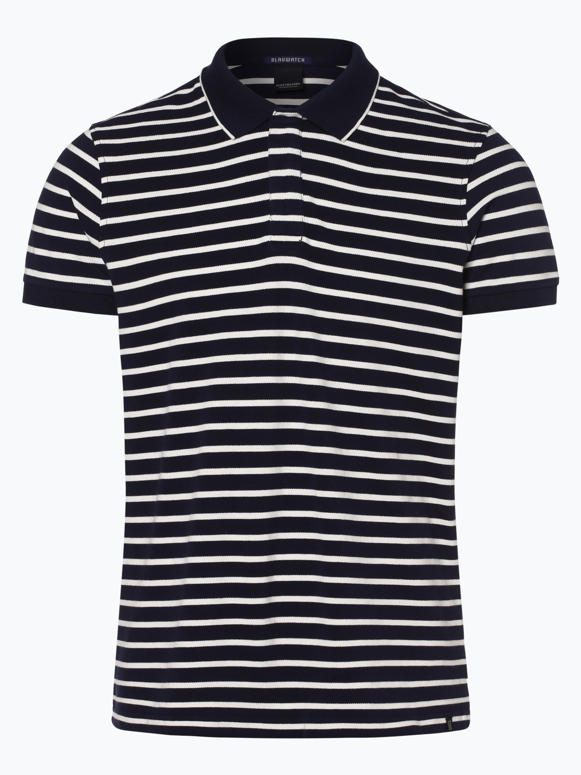 Scotch & Soda Herren Poloshirt