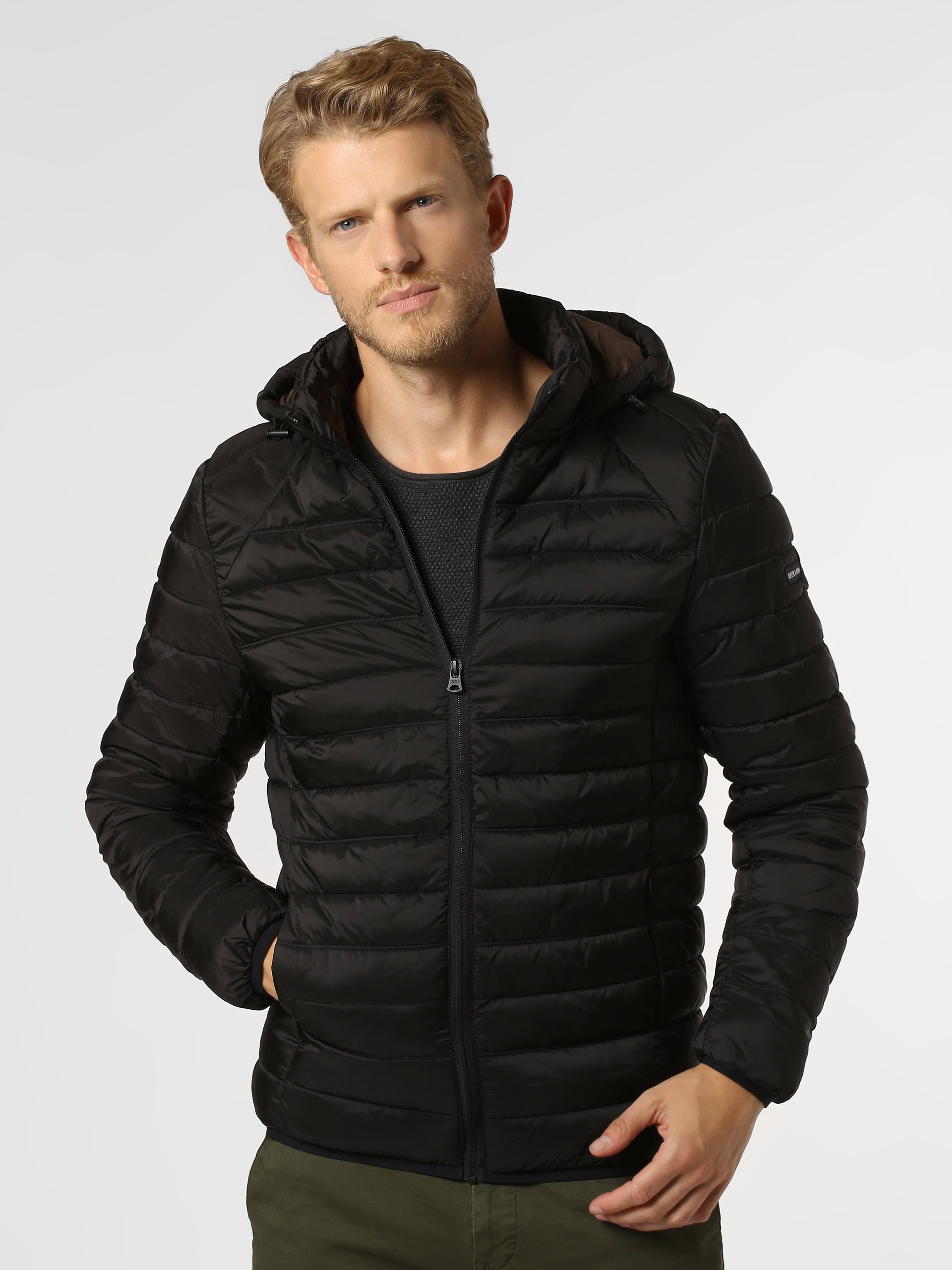 Scotch & Soda Herren Steppjacke