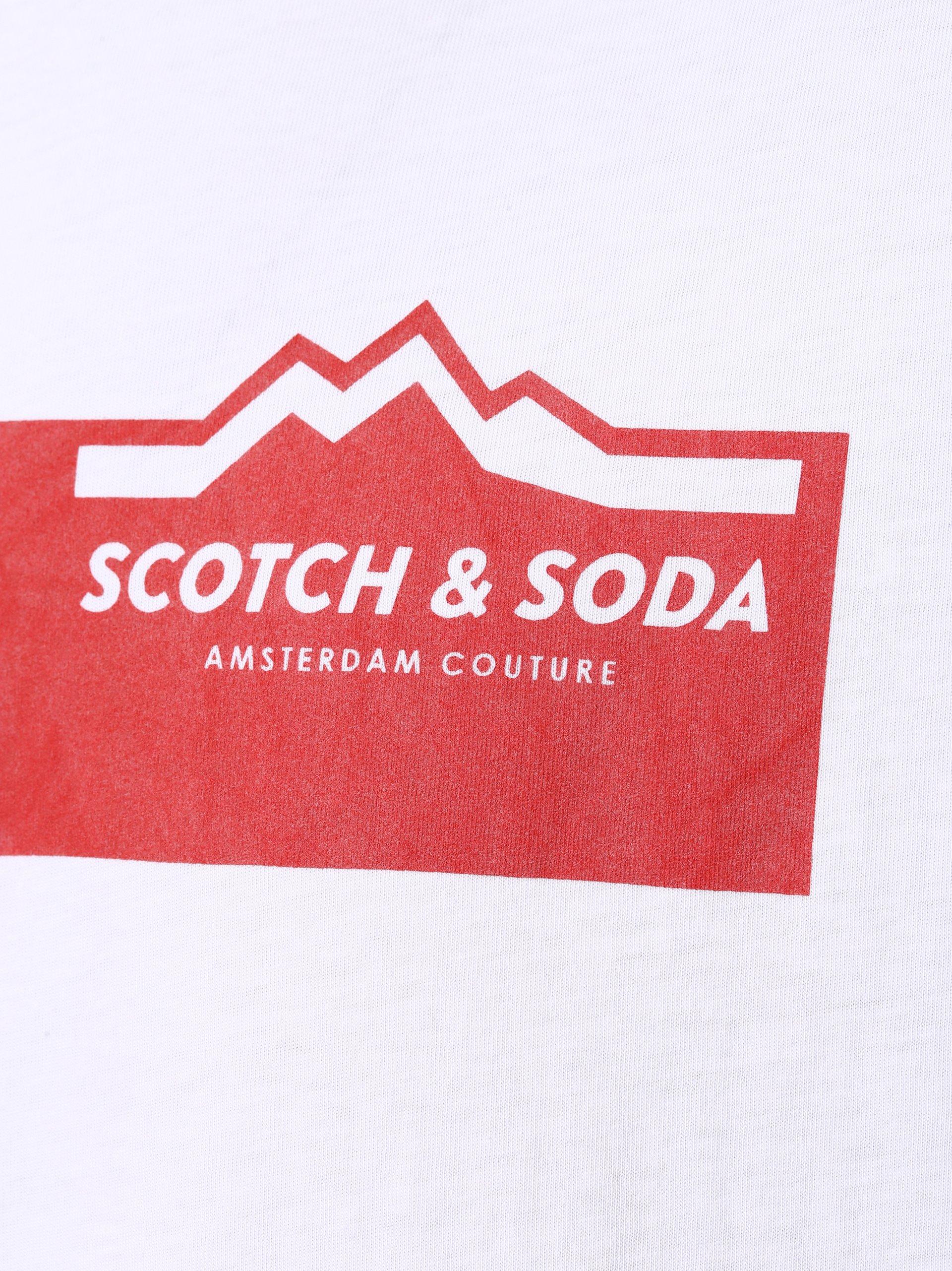 Scotch & Soda T-shirt męski