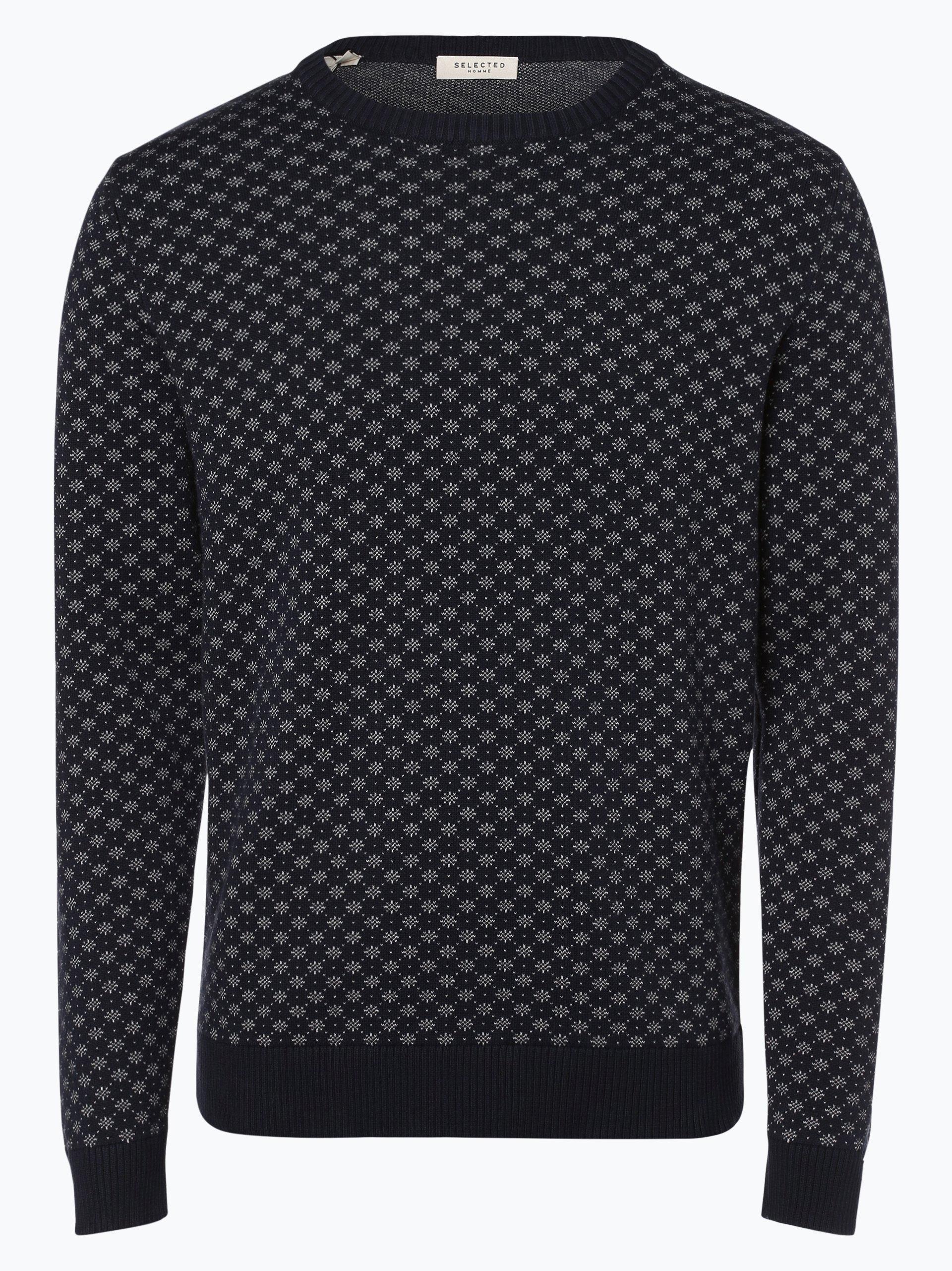 Selected Sweter męski – Slhnewsnow
