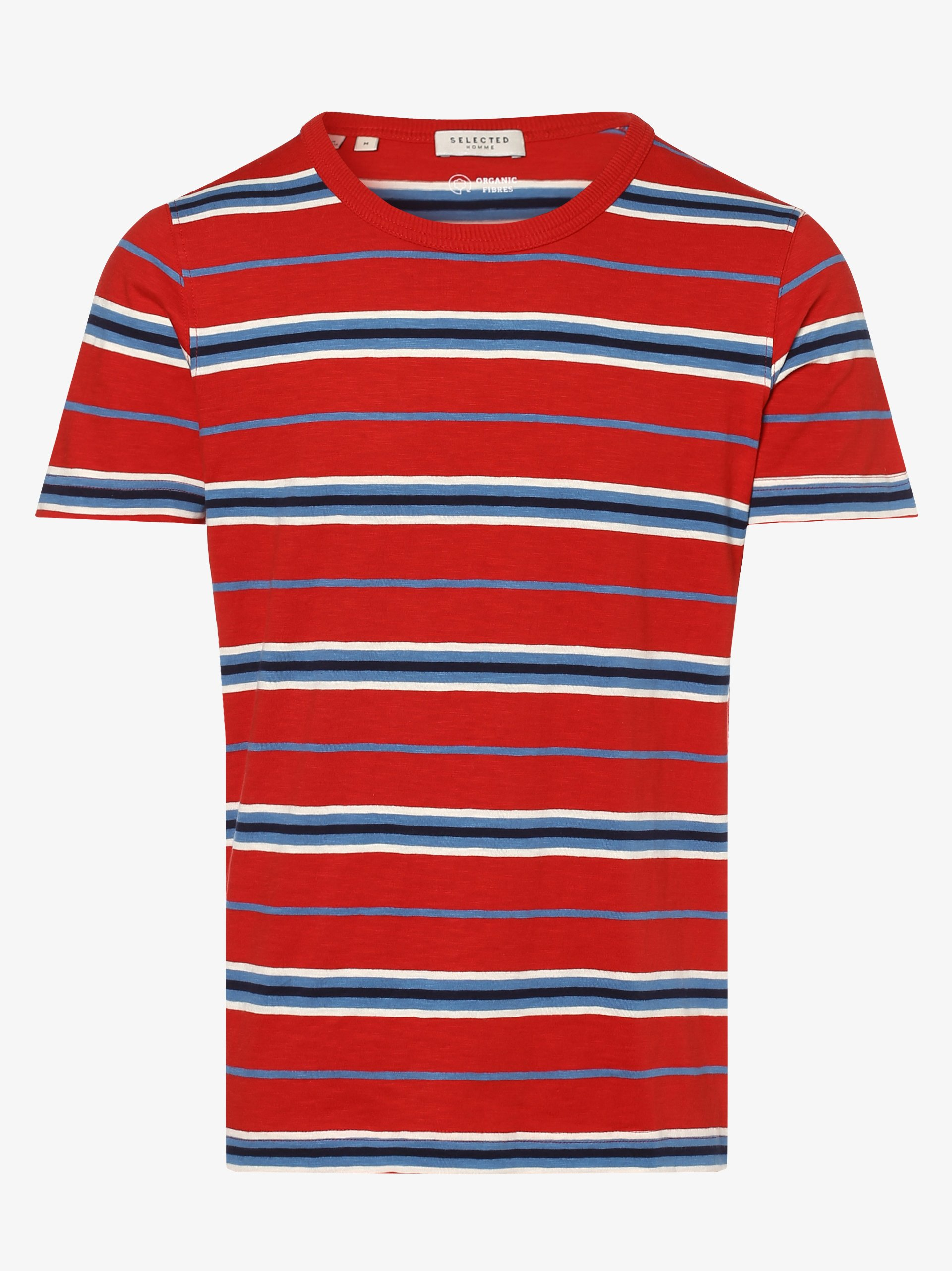 Selected T-shirt męski – Slhjake