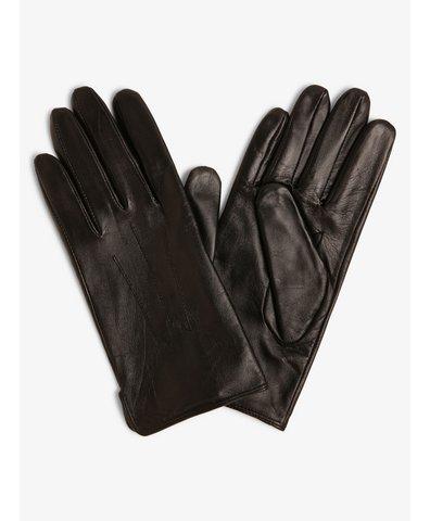 Skórzane rękawiczki damskie – Carla