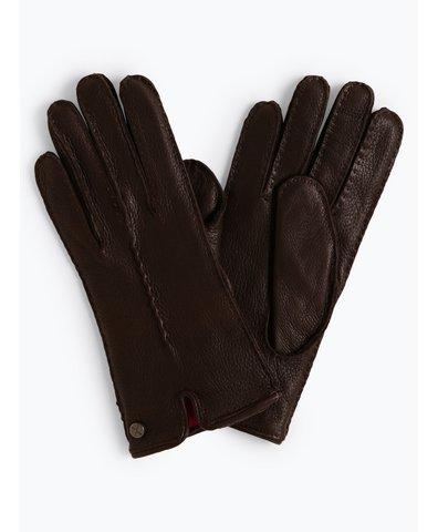 Skórzane rękawiczki damskie – Lucy