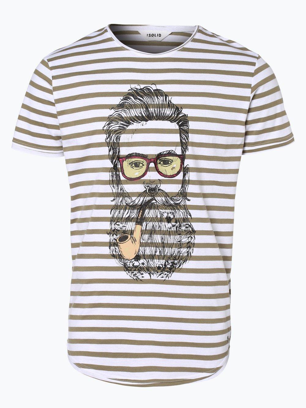 e9a250c318063f Solid Herren T-Shirt - Malik online kaufen