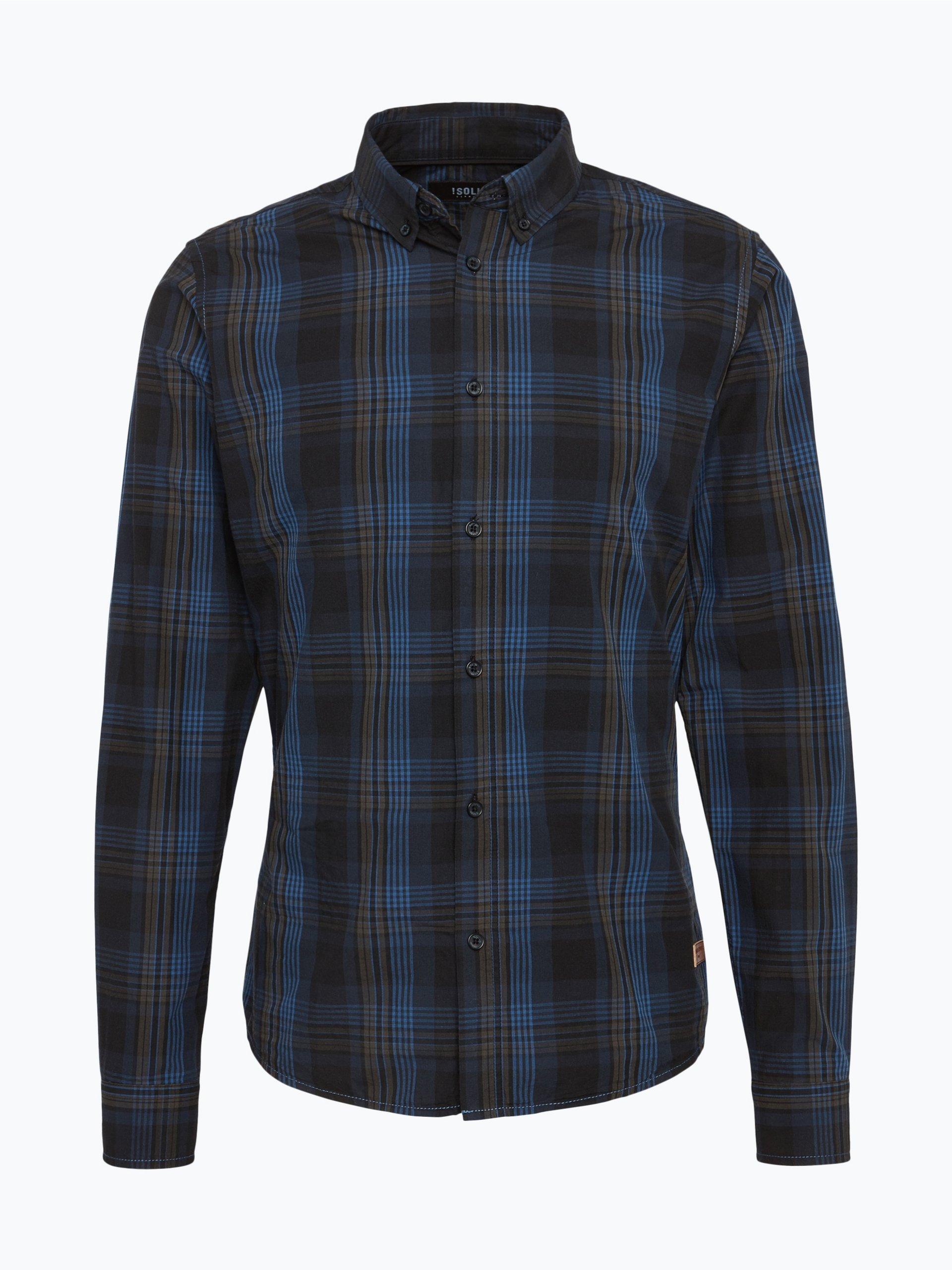 Solid Koszula męska