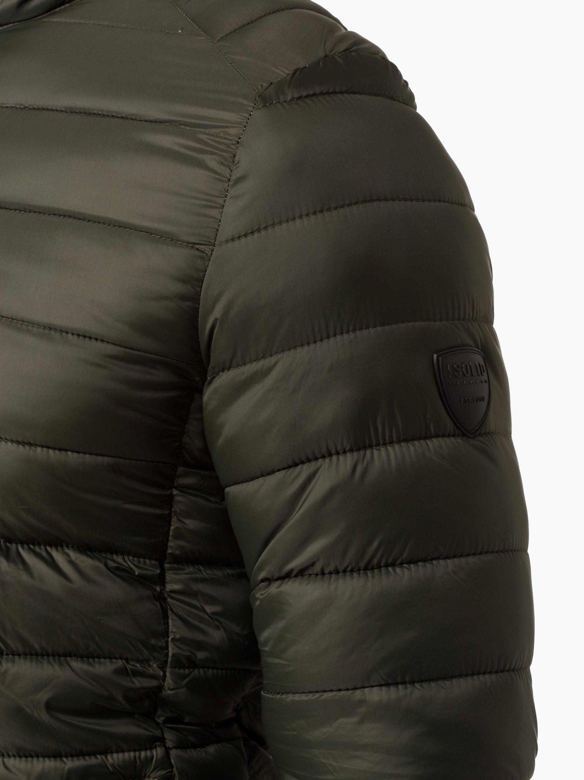 Solid Męska kurtka pikowana – Kendrick