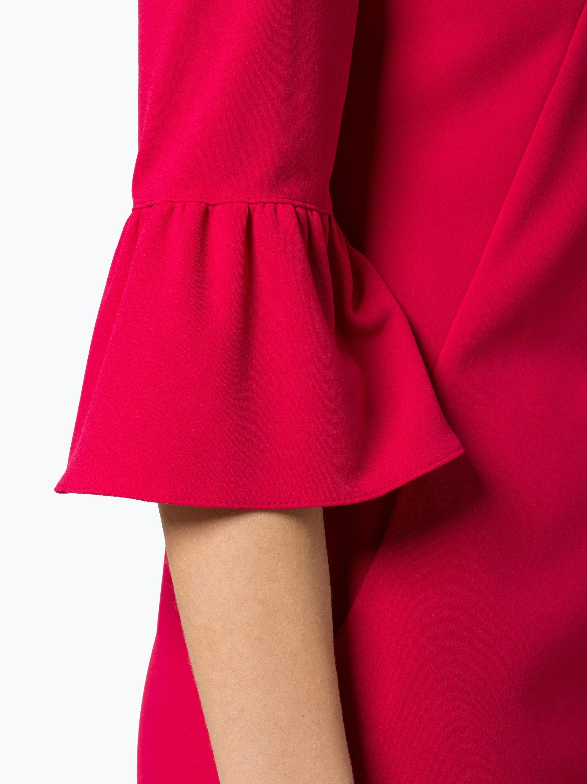 s oliver black label damen kleid pink uni online kaufen. Black Bedroom Furniture Sets. Home Design Ideas