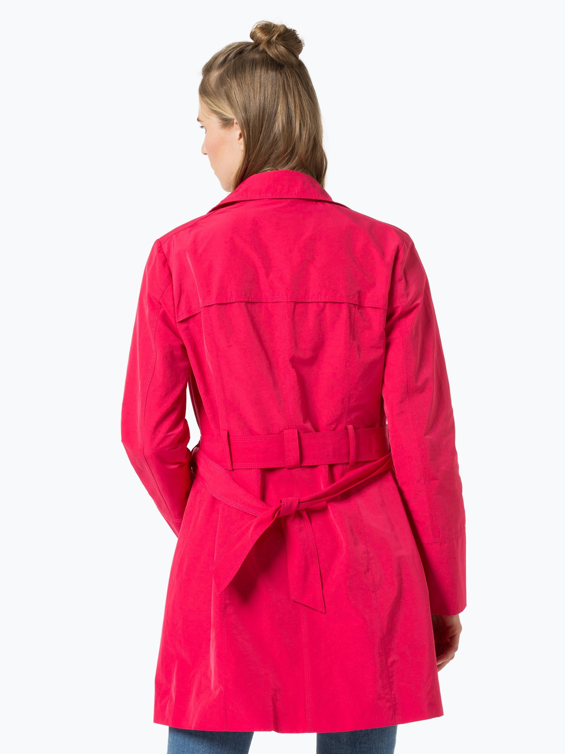 s oliver black label damen mantel pink himbeer uni online. Black Bedroom Furniture Sets. Home Design Ideas