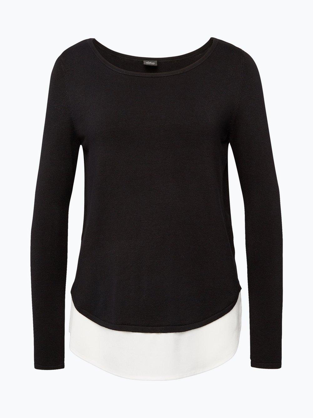 s.Oliver BLACK LABEL Damen Pullover online kaufen | VANGRAAF.COM