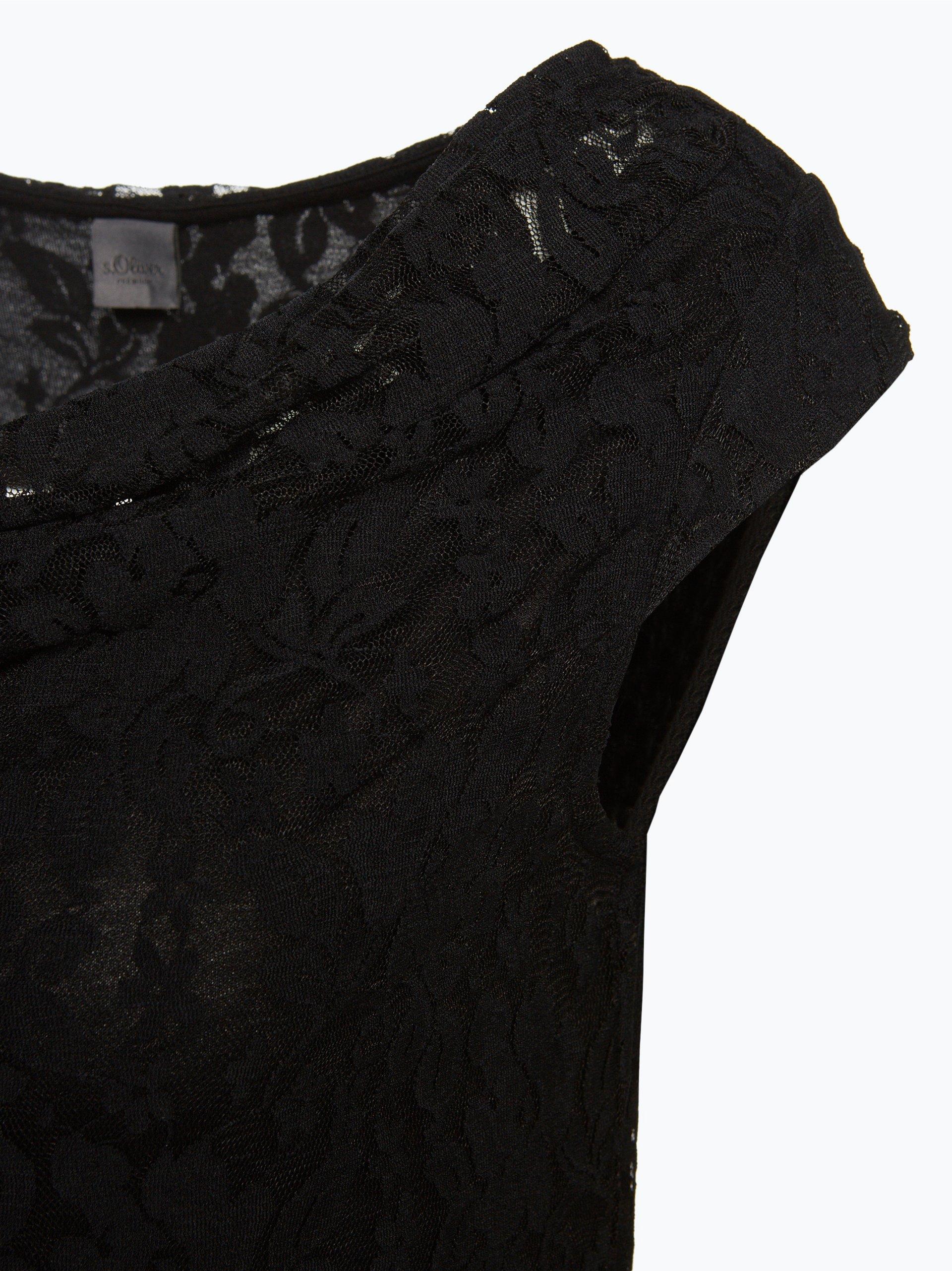 s oliver black label damen t shirt online kaufen peek. Black Bedroom Furniture Sets. Home Design Ideas