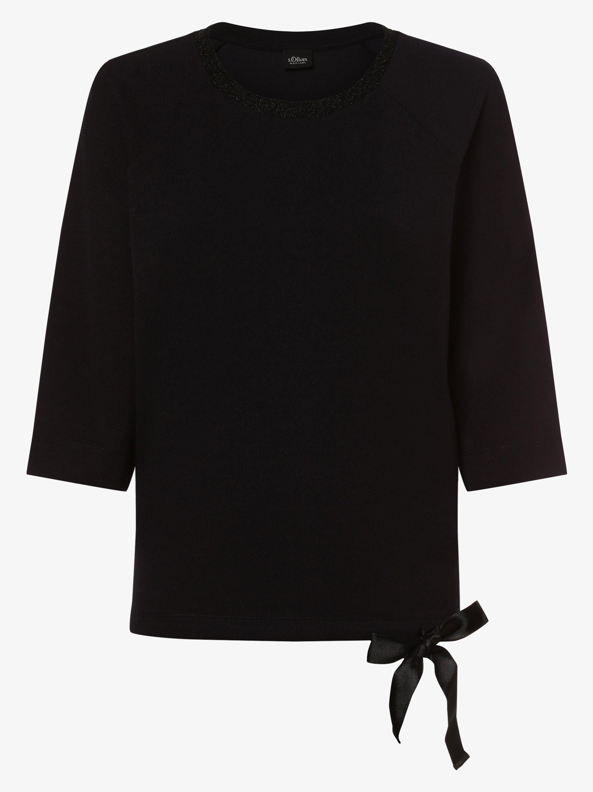 s.Oliver Black Label Damska bluza nierozpinana