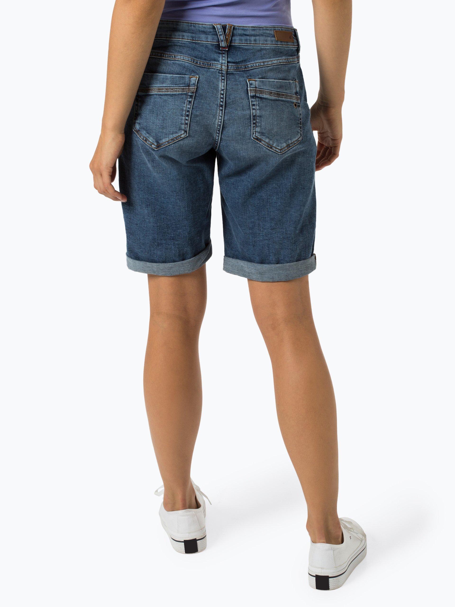 s.Oliver Casual Damen Jeansshorts - Smart Bermuda