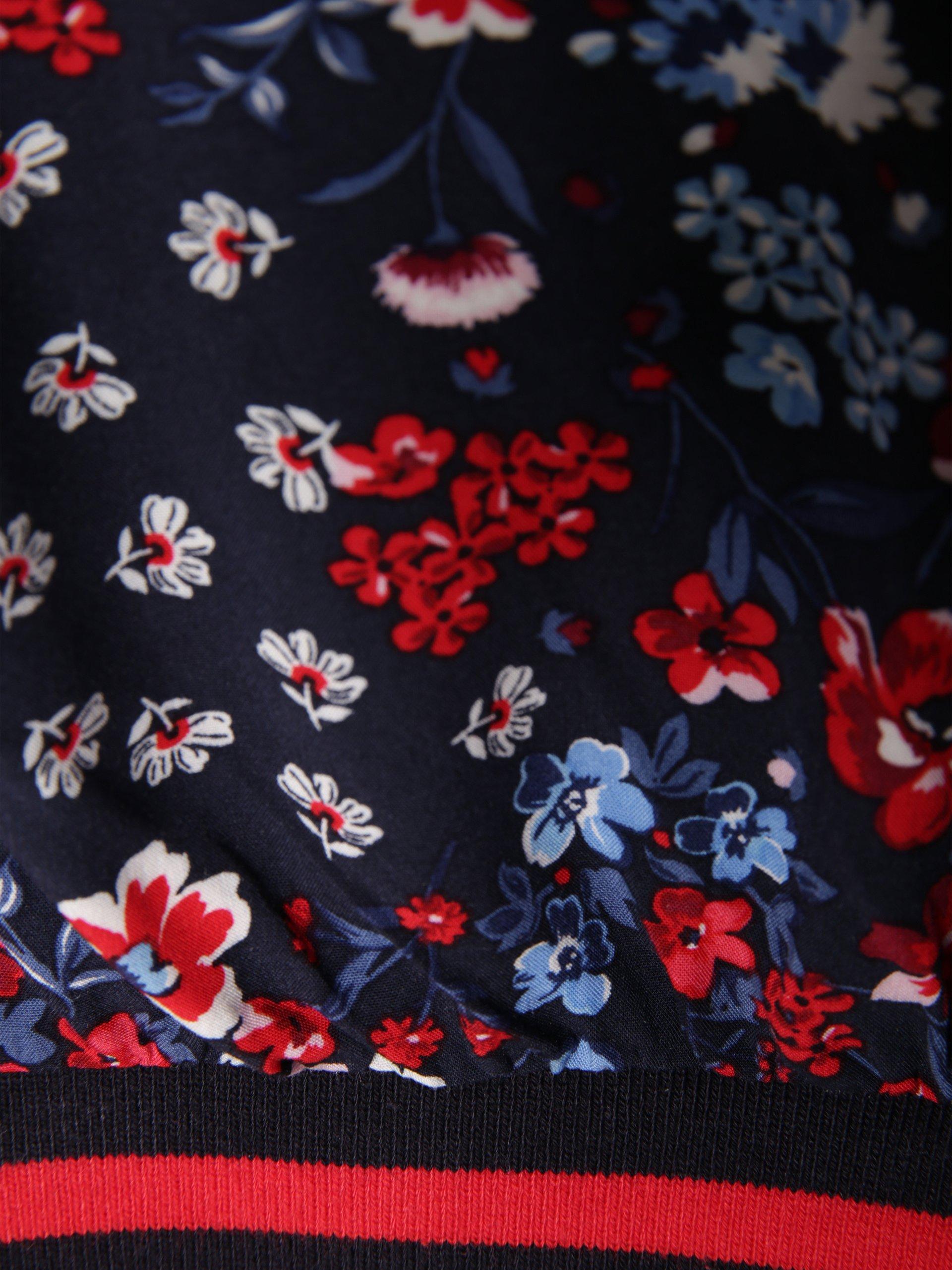 s oliver casual damen langarmshirt online kaufen. Black Bedroom Furniture Sets. Home Design Ideas