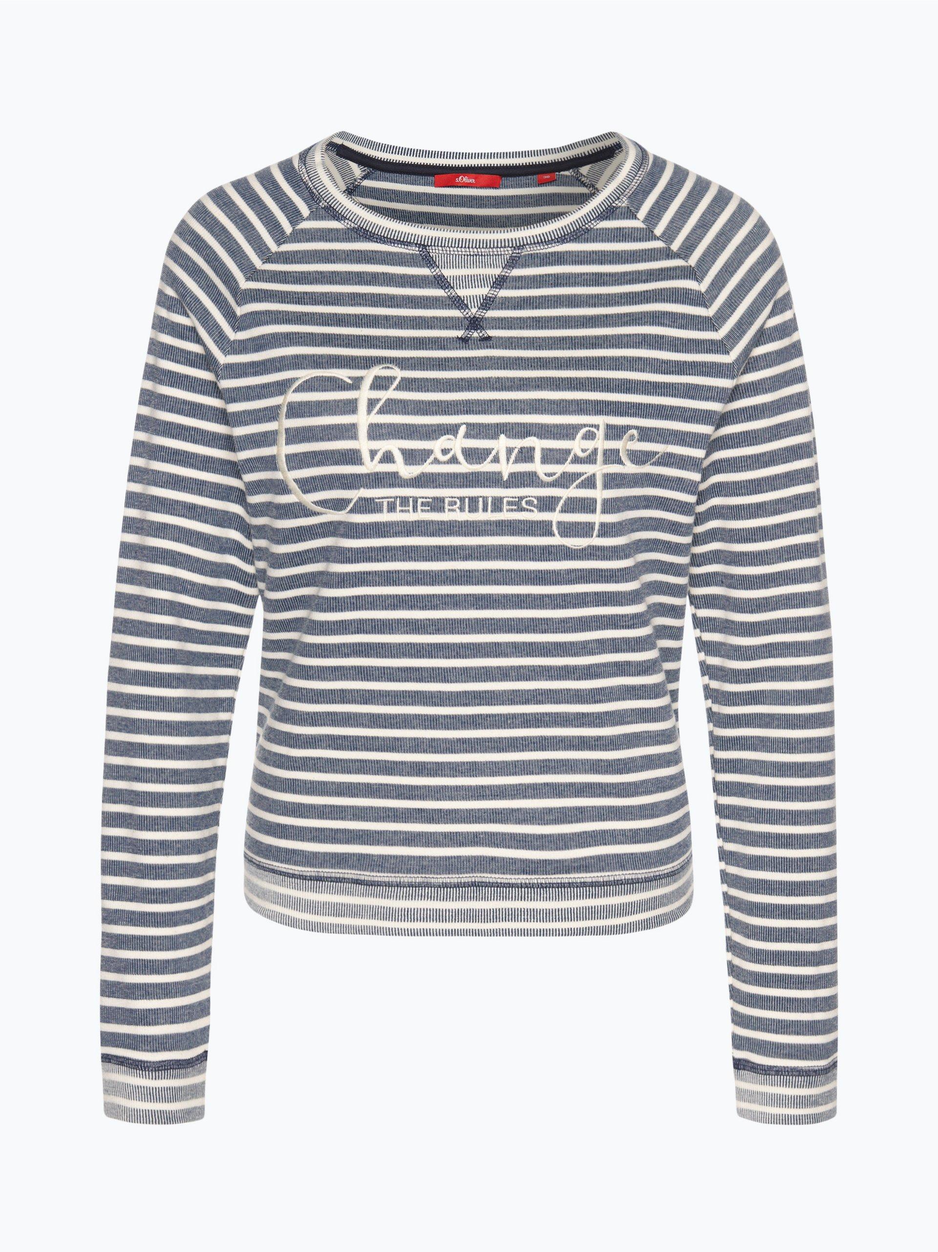 s.Oliver Casual Damen Sweatshirt