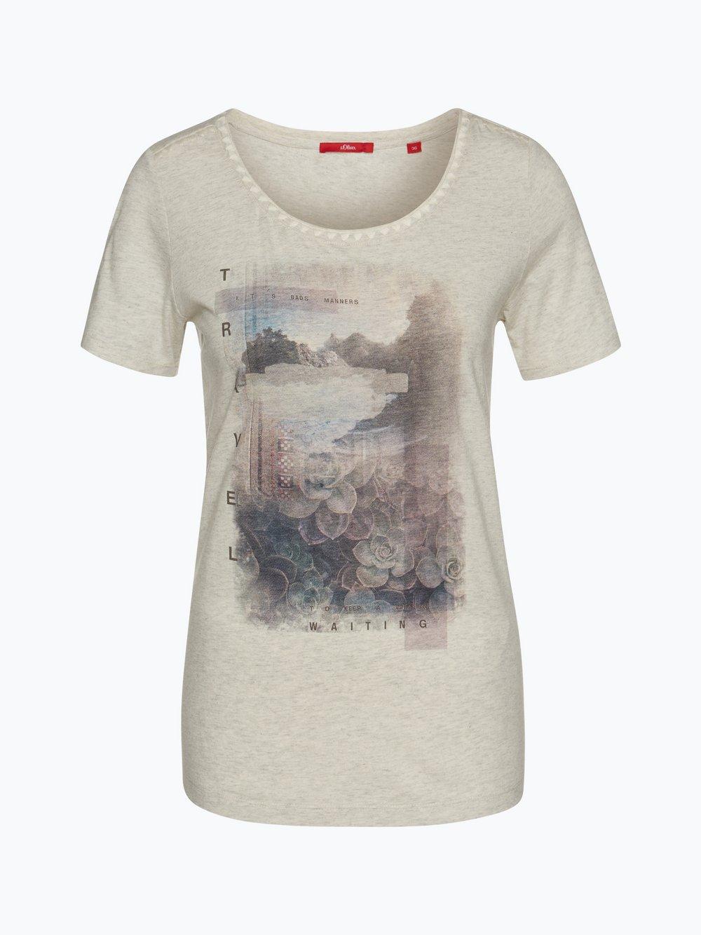 s.Oliver Casual Damen T-Shirt-0