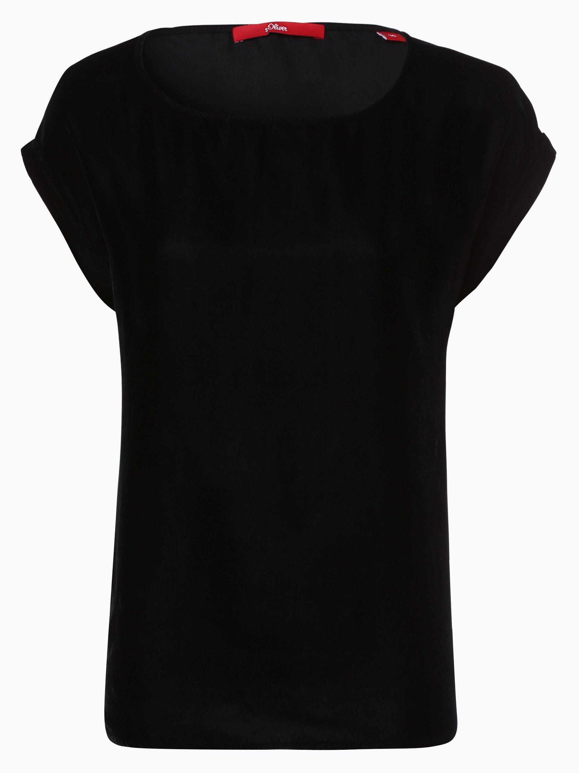 s oliver casual damen t shirt online kaufen peek und. Black Bedroom Furniture Sets. Home Design Ideas
