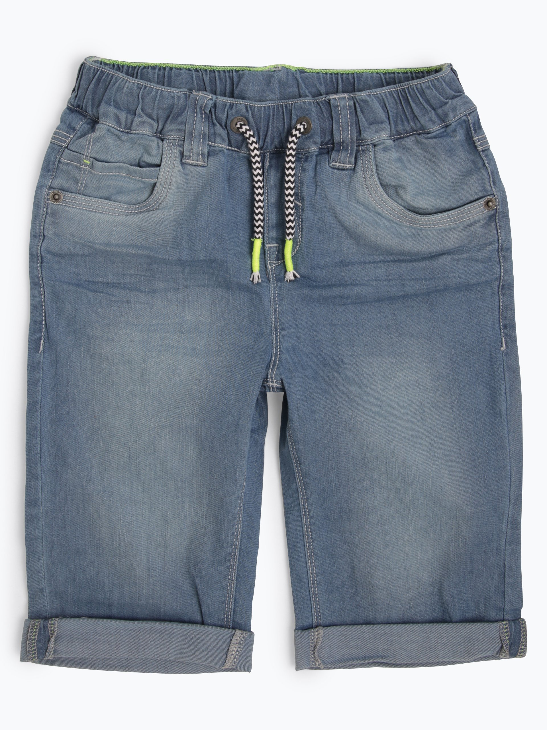 s.Oliver Casual Jungen Jeansshorts Slim Fit