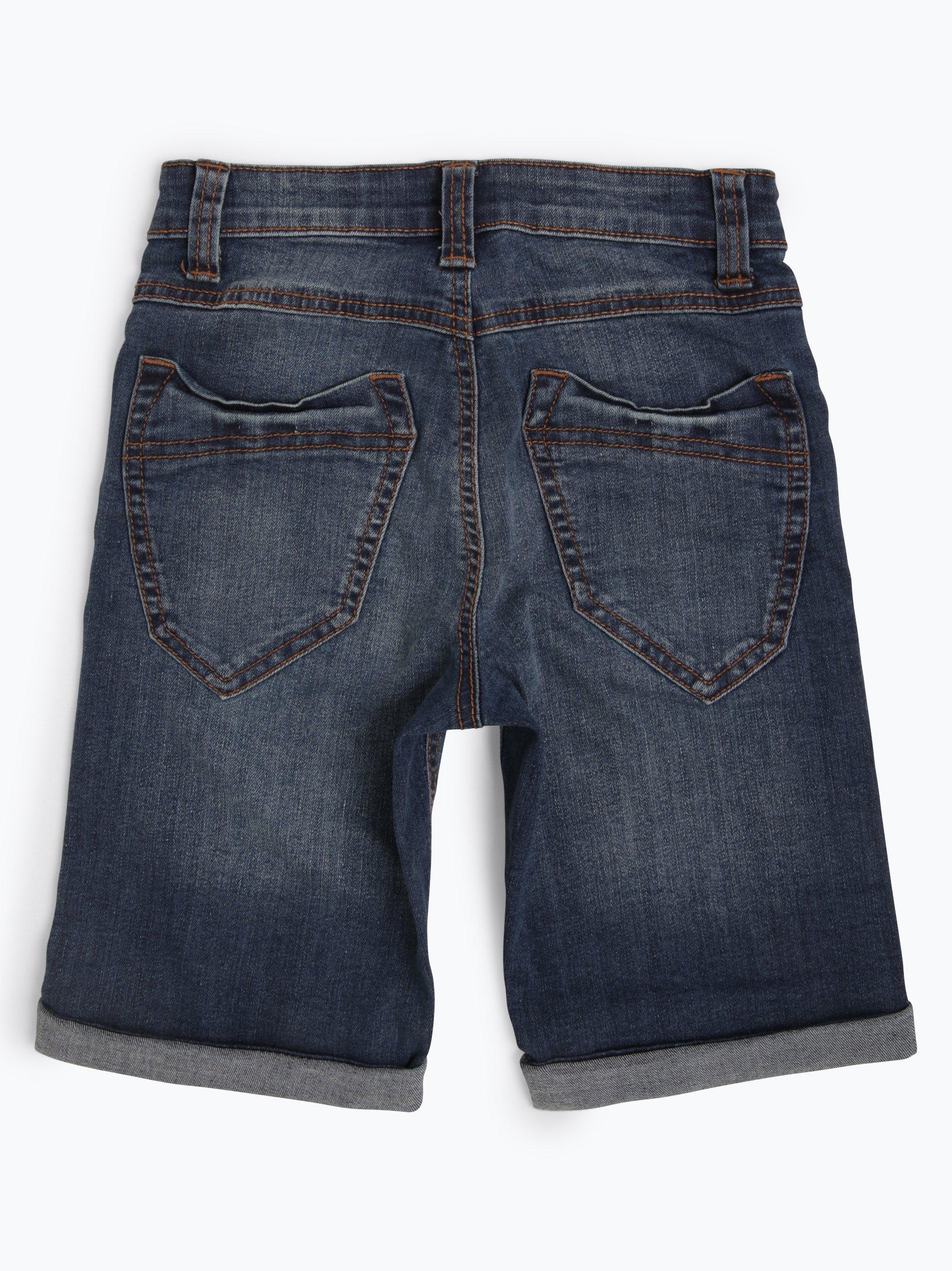 s.Oliver Casual Jungen Jeansshorts Slim Fit