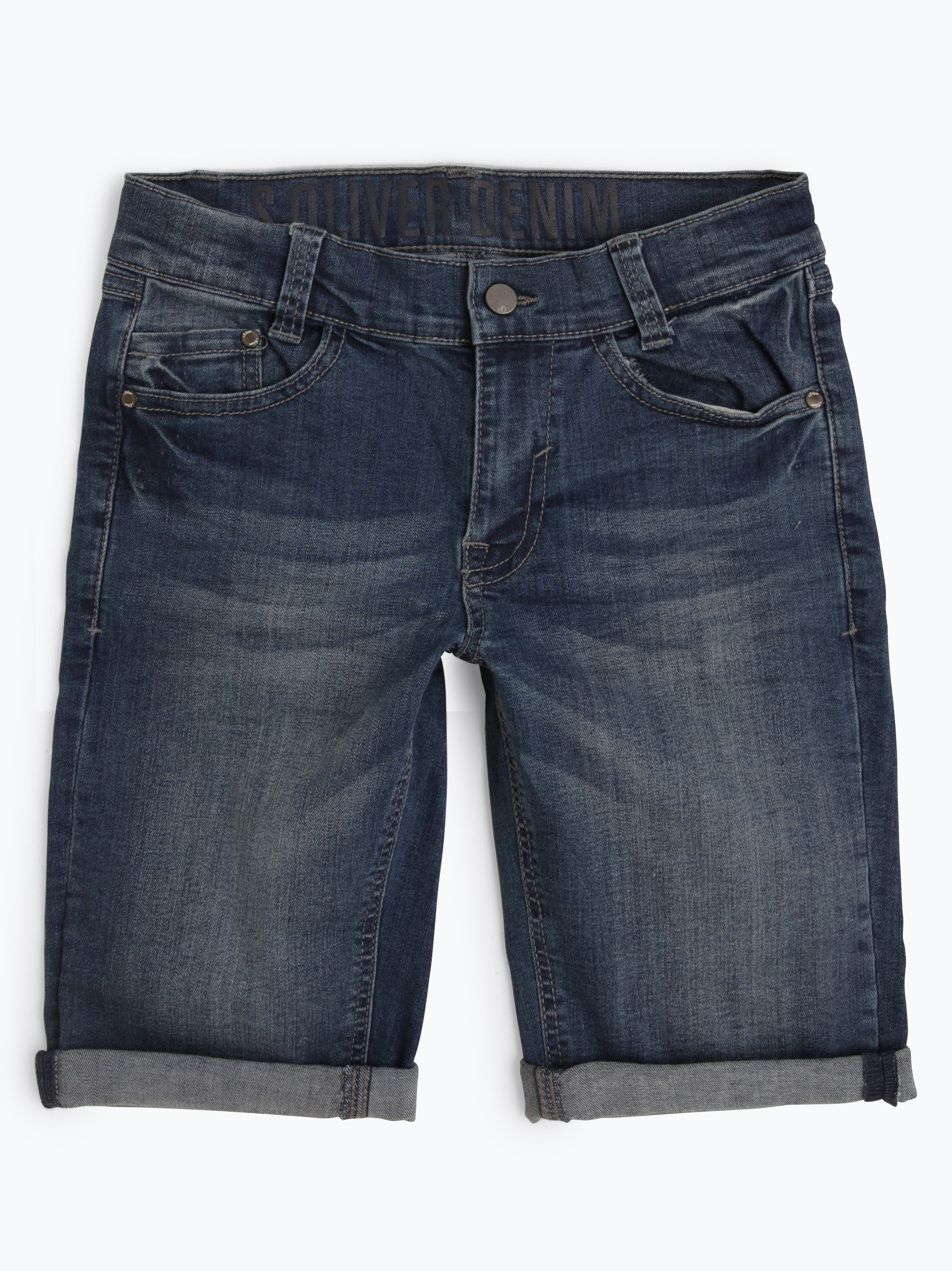 s.Oliver Casual Jungen Jeansshorts