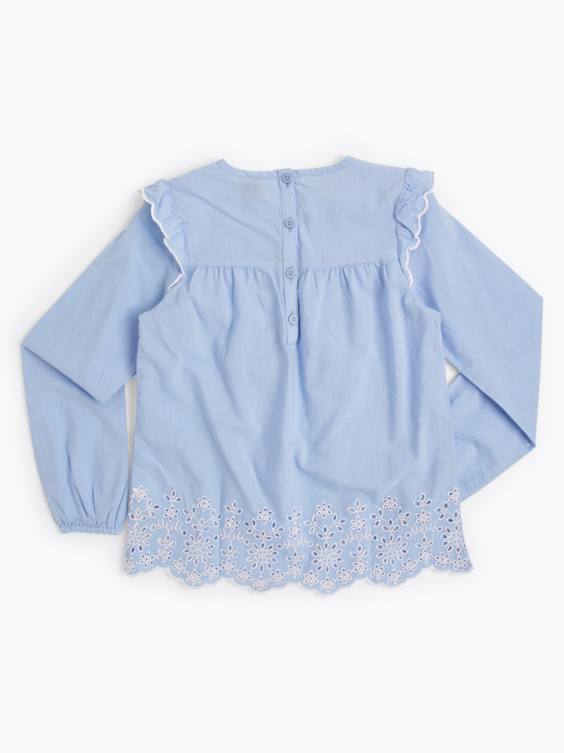 s.Oliver Casual Mädchen Bluse