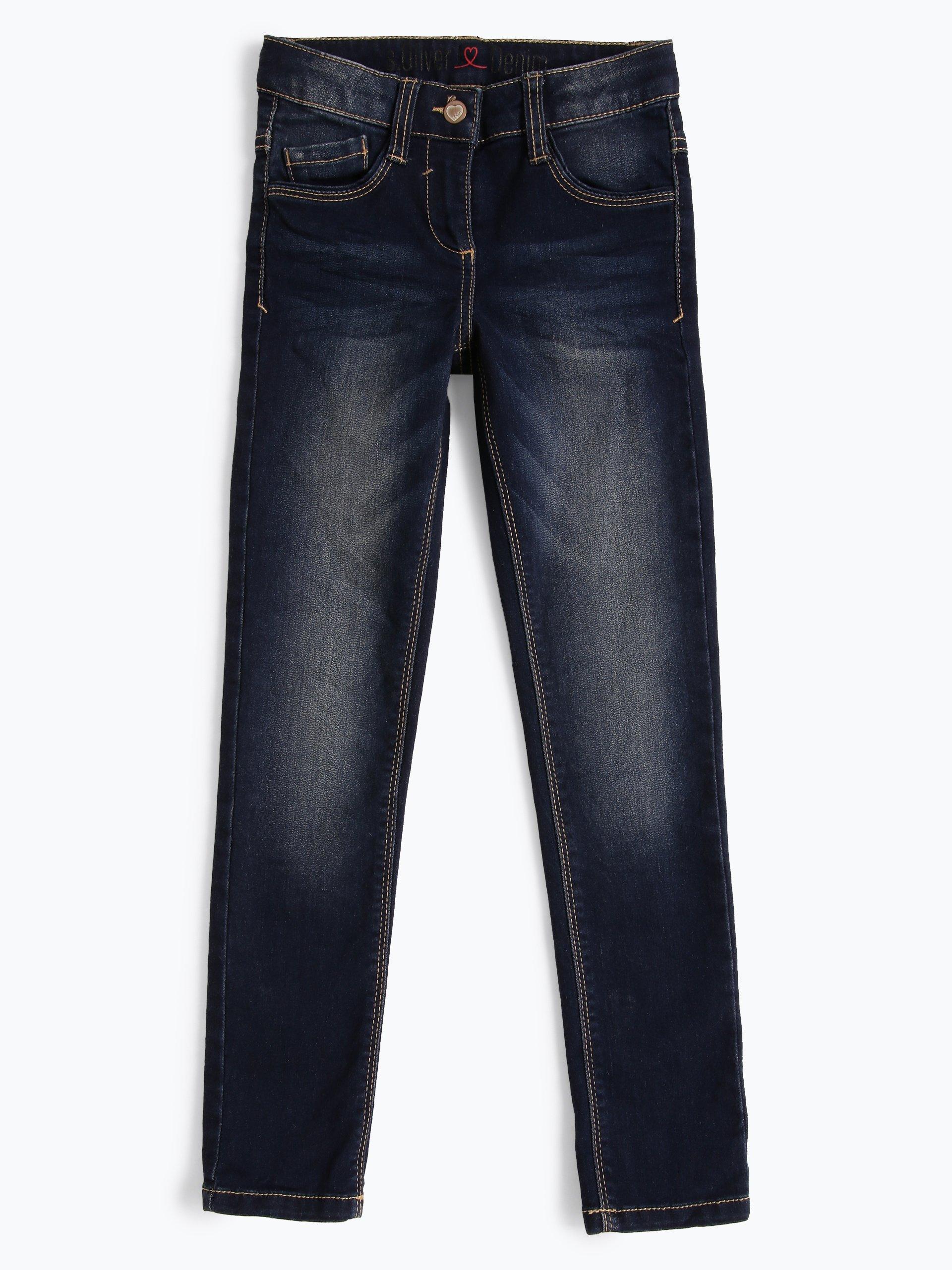 s.Oliver Casual Mädchen Jeans Regular Fit - Kathy