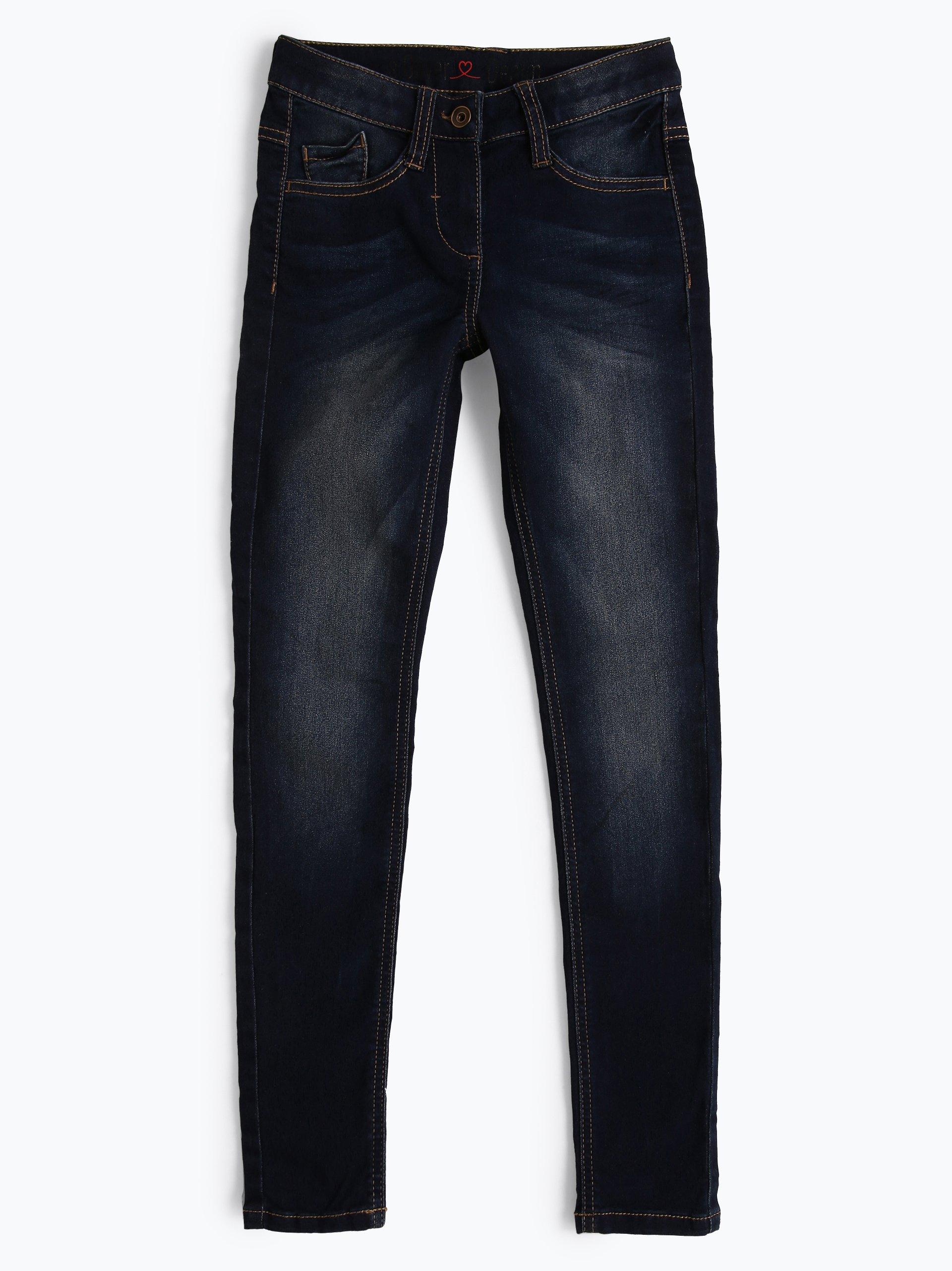 s.Oliver Casual Mädchen Jeans Slim Fit Slim - Skinny Suri