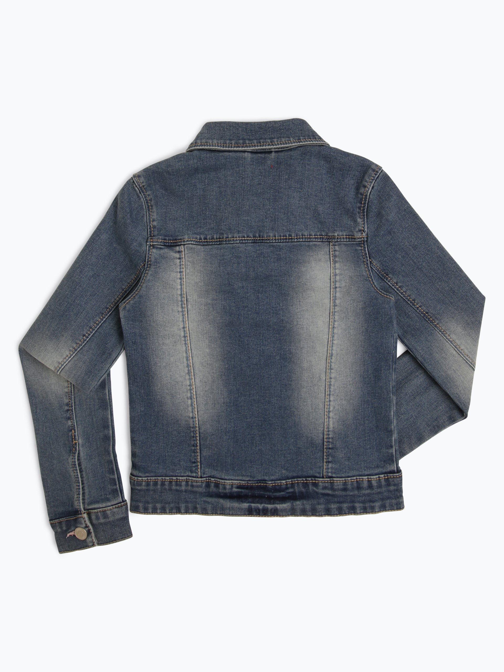 s.Oliver Casual Mädchen Jeansjacke
