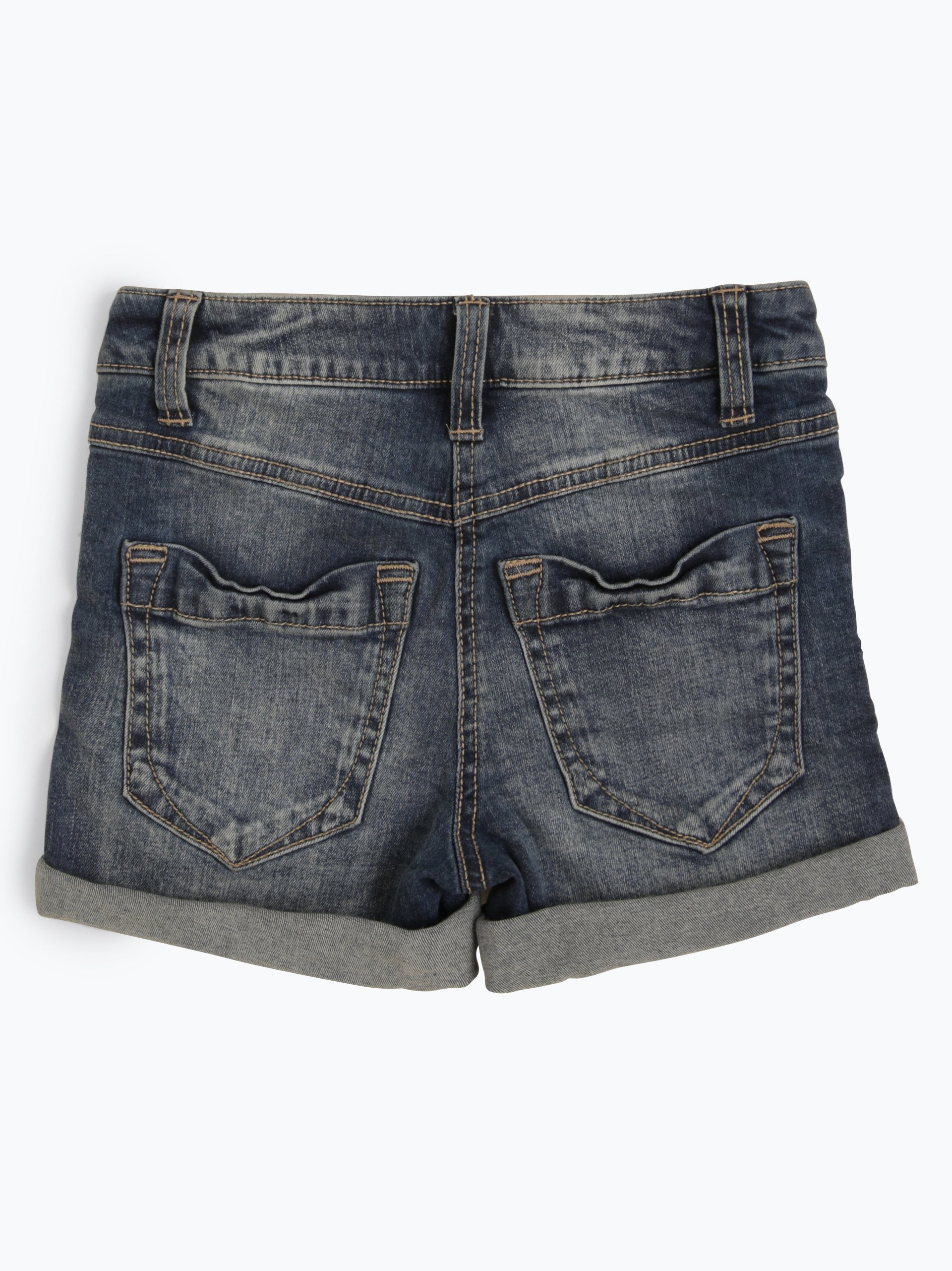 s.Oliver Casual Mädchen Jeansshorts
