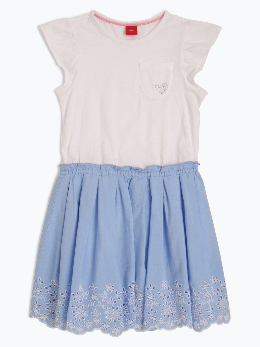 günstig 64f11 91ff2 s.Oliver Casual Mädchen Kleid online kaufen | VANGRAAF.COM