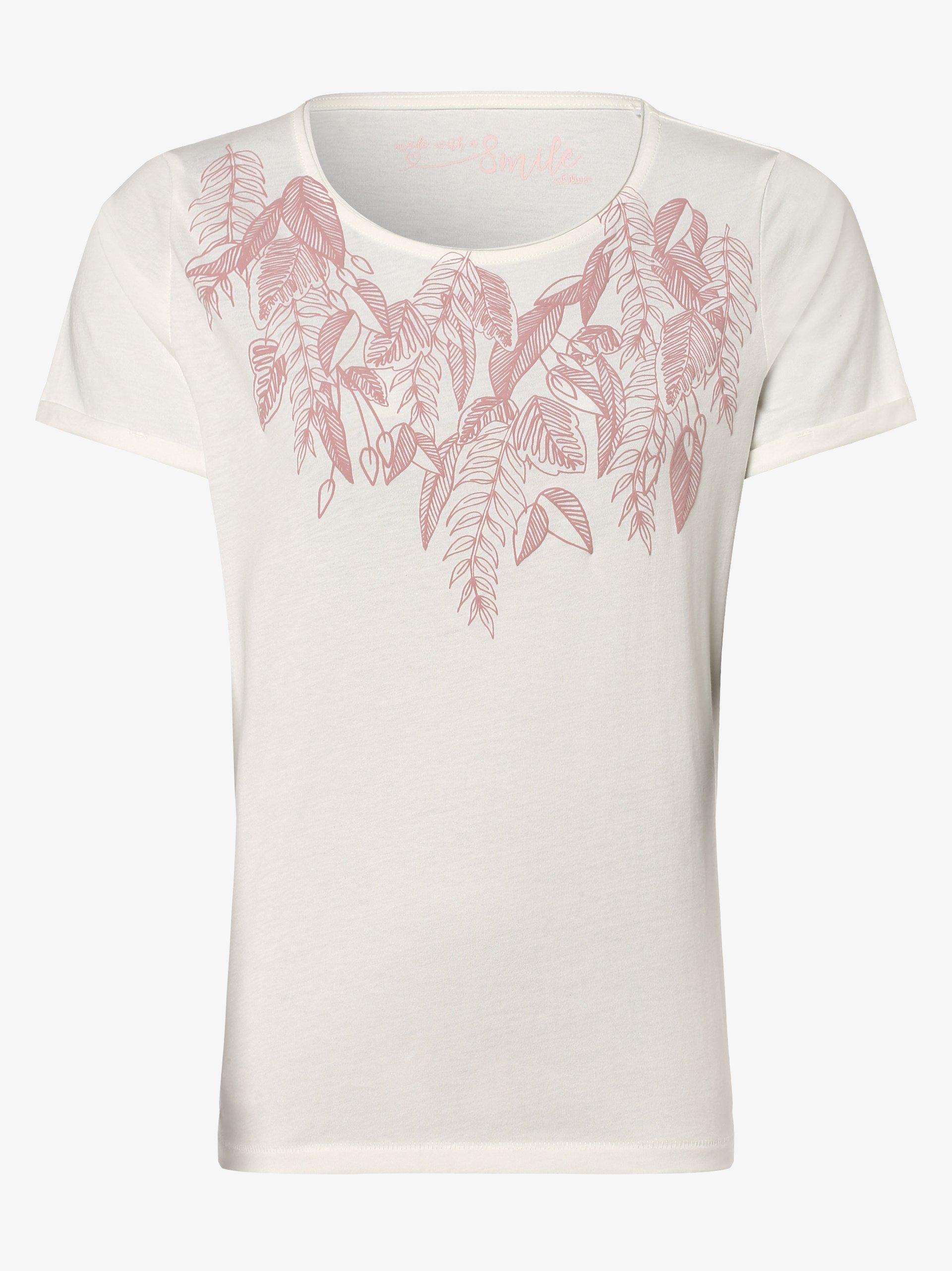 s.Oliver Casual T-shirt damski