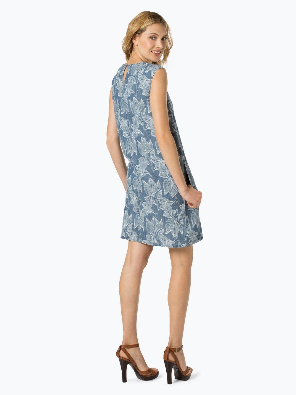 unique design info for shop s.Oliver Damen Kleid mit Leinen-Anteil online kaufen   PEEK ...